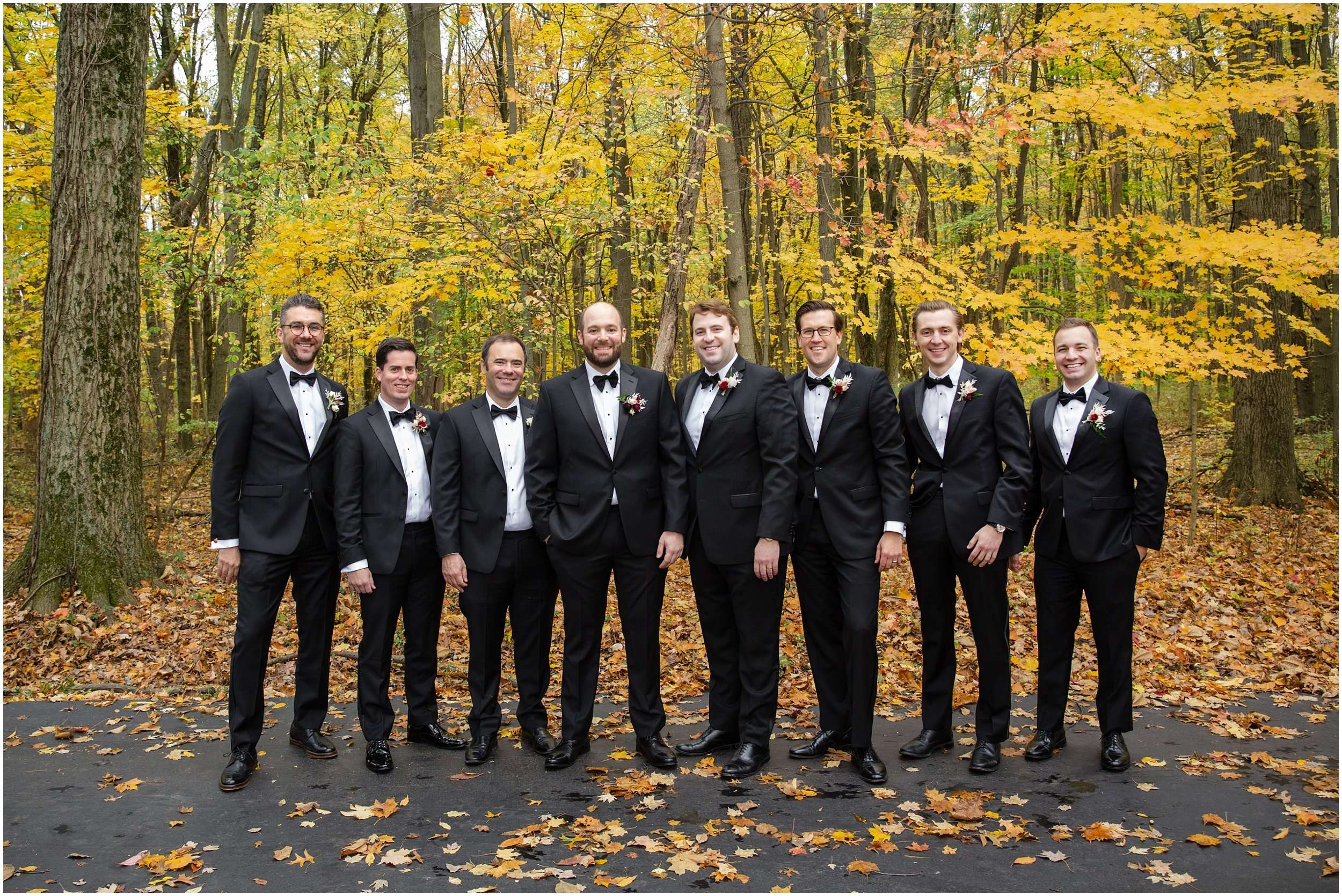 Fall Wedding at the Jefferson Golf and Country Club | Ohio Wedding Photography 88