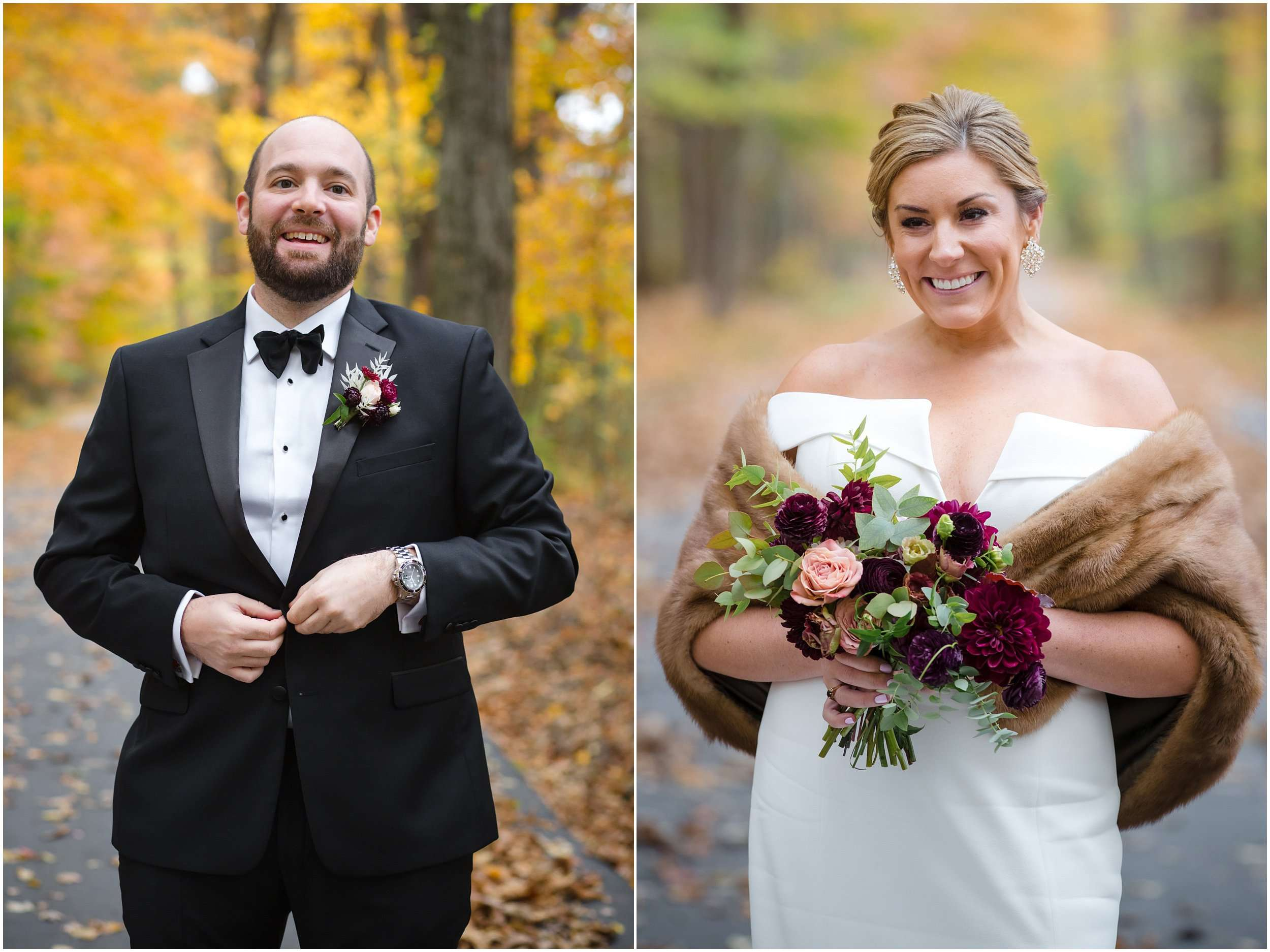 Fall Wedding at the Jefferson Golf and Country Club | Ohio Wedding Photography 86