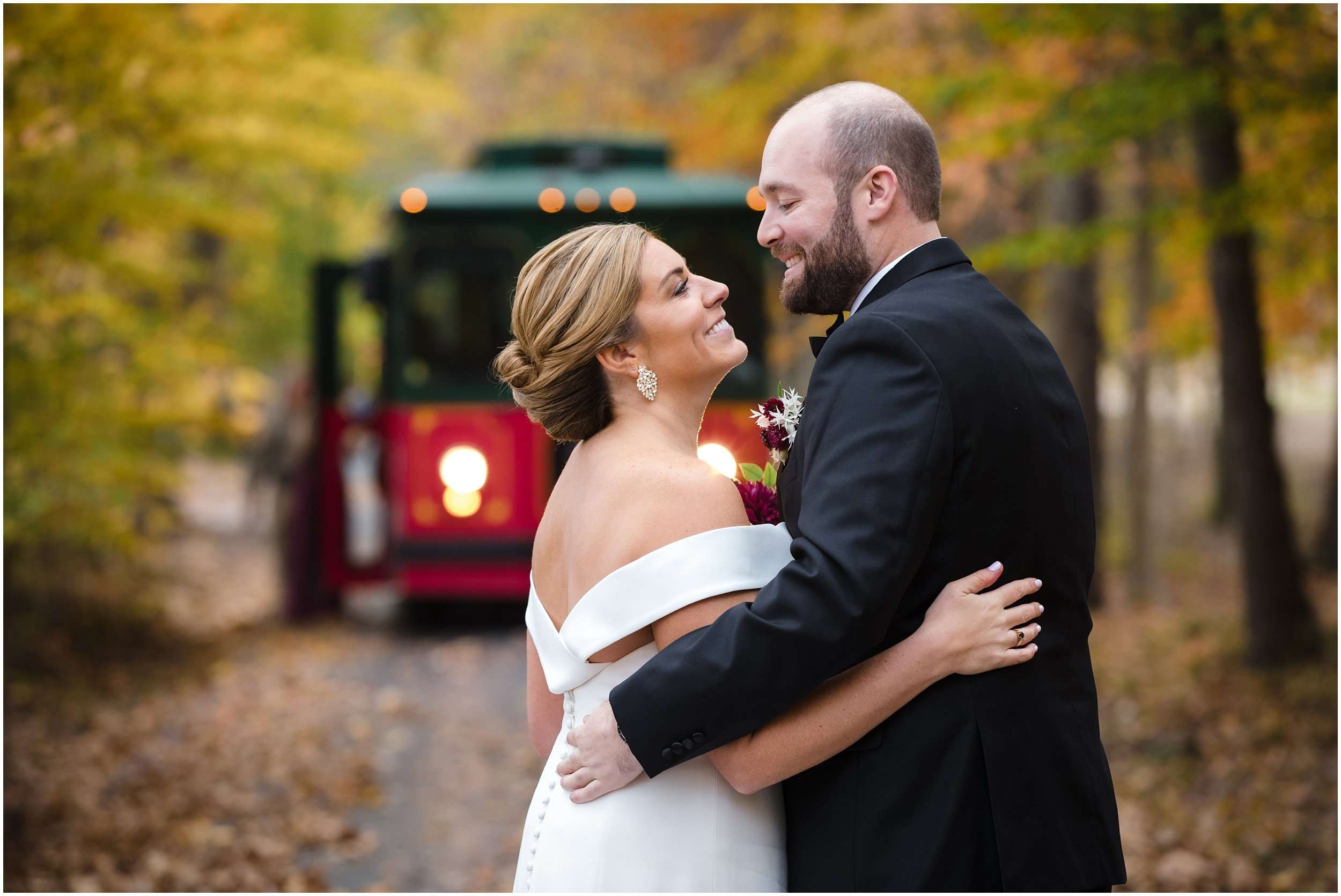 Fall Wedding at the Jefferson Golf and Country Club | Ohio Wedding Photography 92
