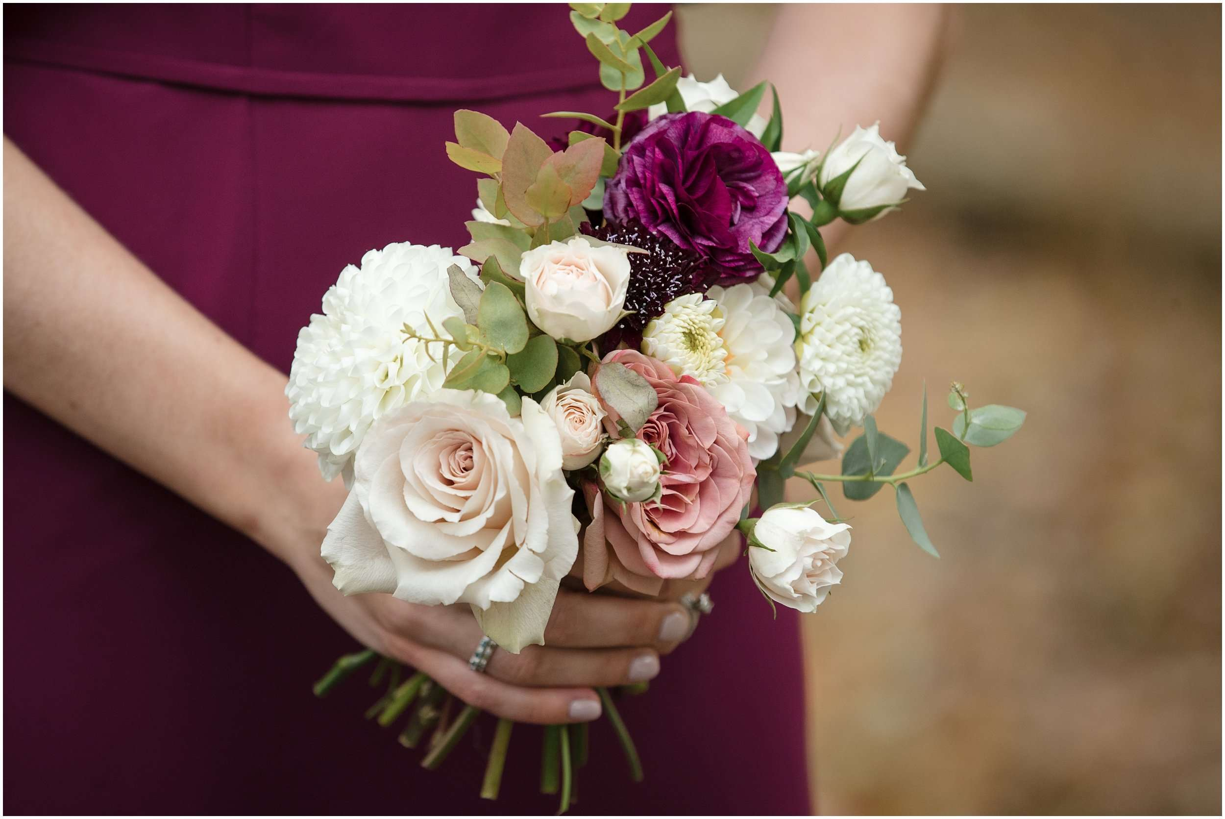 Fall Wedding at the Jefferson Golf and Country Club | Ohio Wedding Photography 6