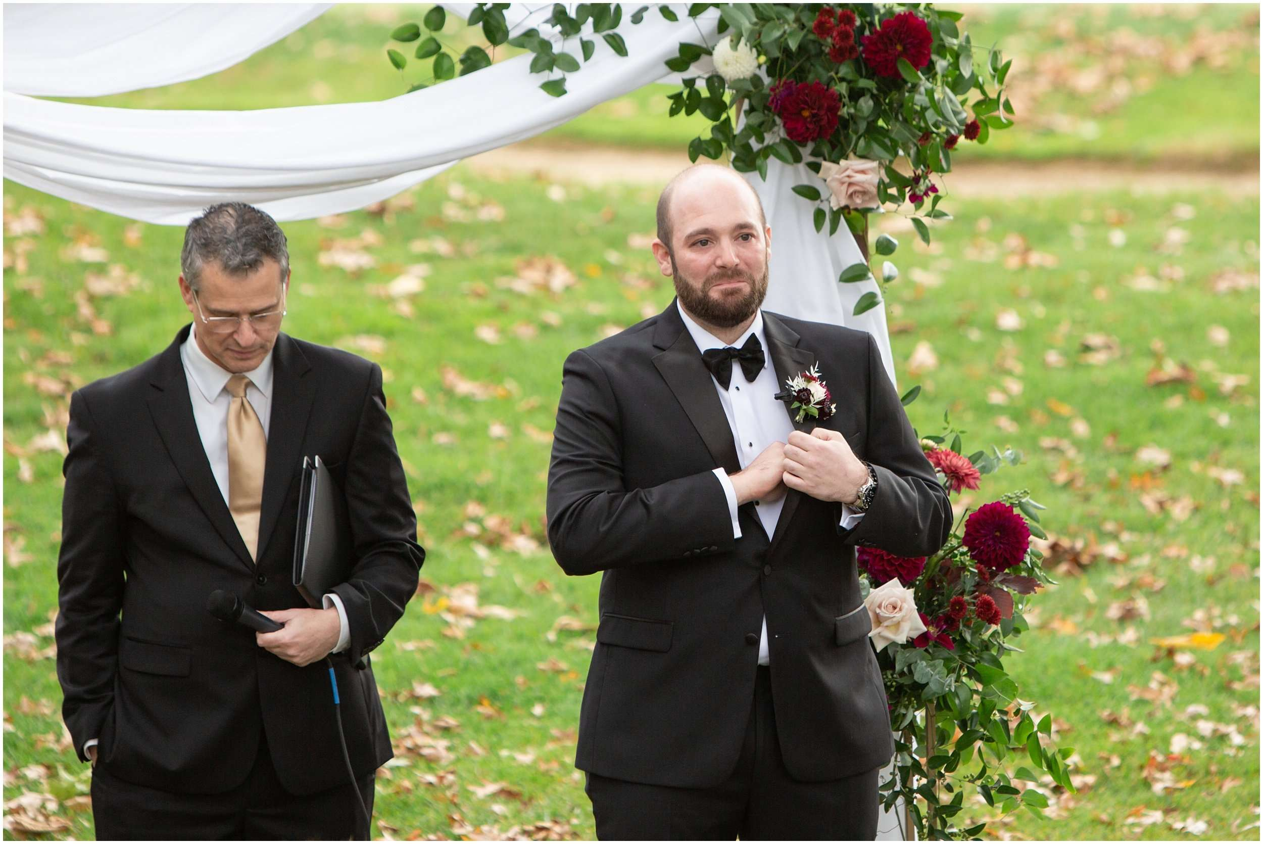 Fall Wedding at the Jefferson Golf and Country Club | Ohio Wedding Photography 124