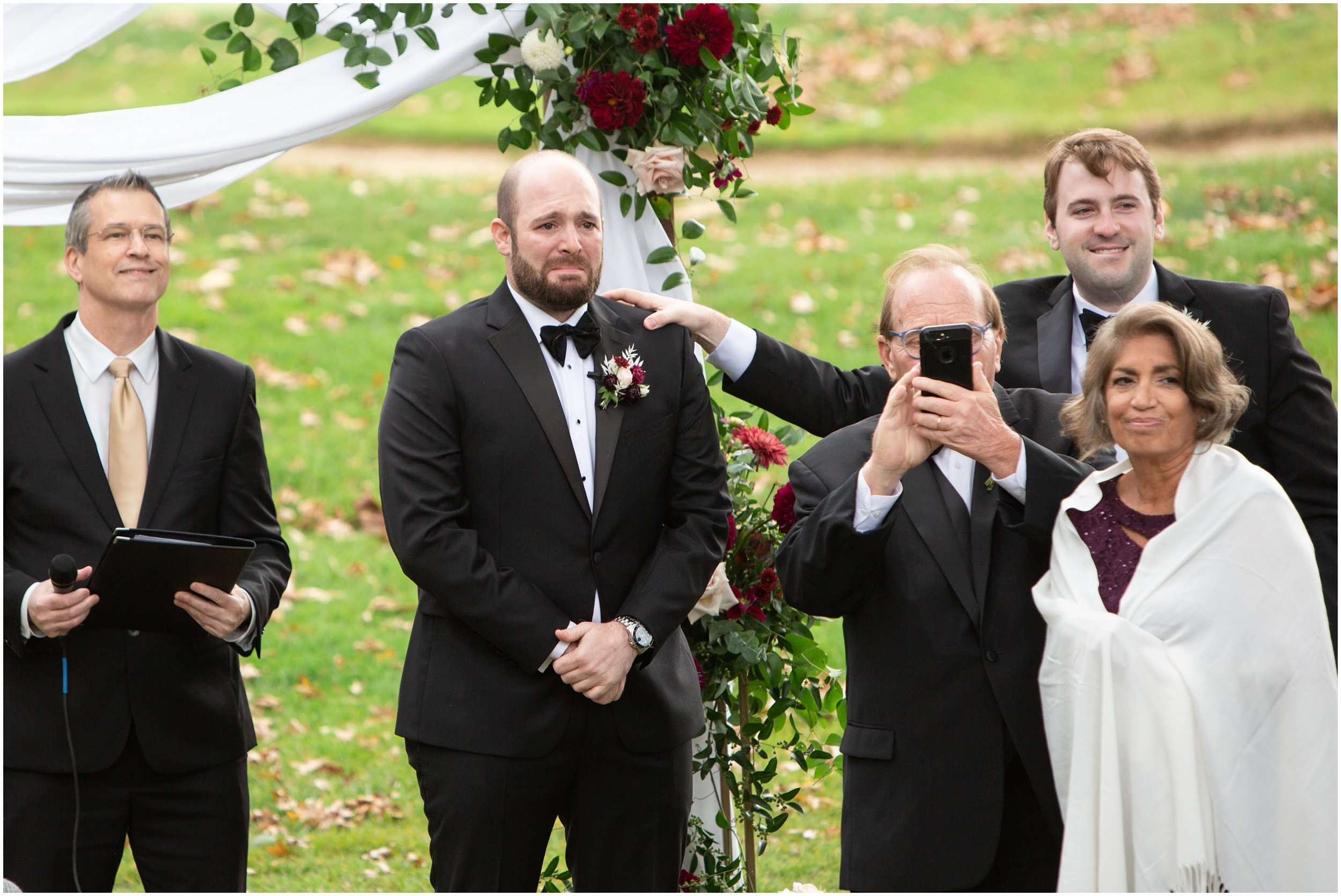 Fall Wedding at the Jefferson Golf and Country Club | Ohio Wedding Photography 134