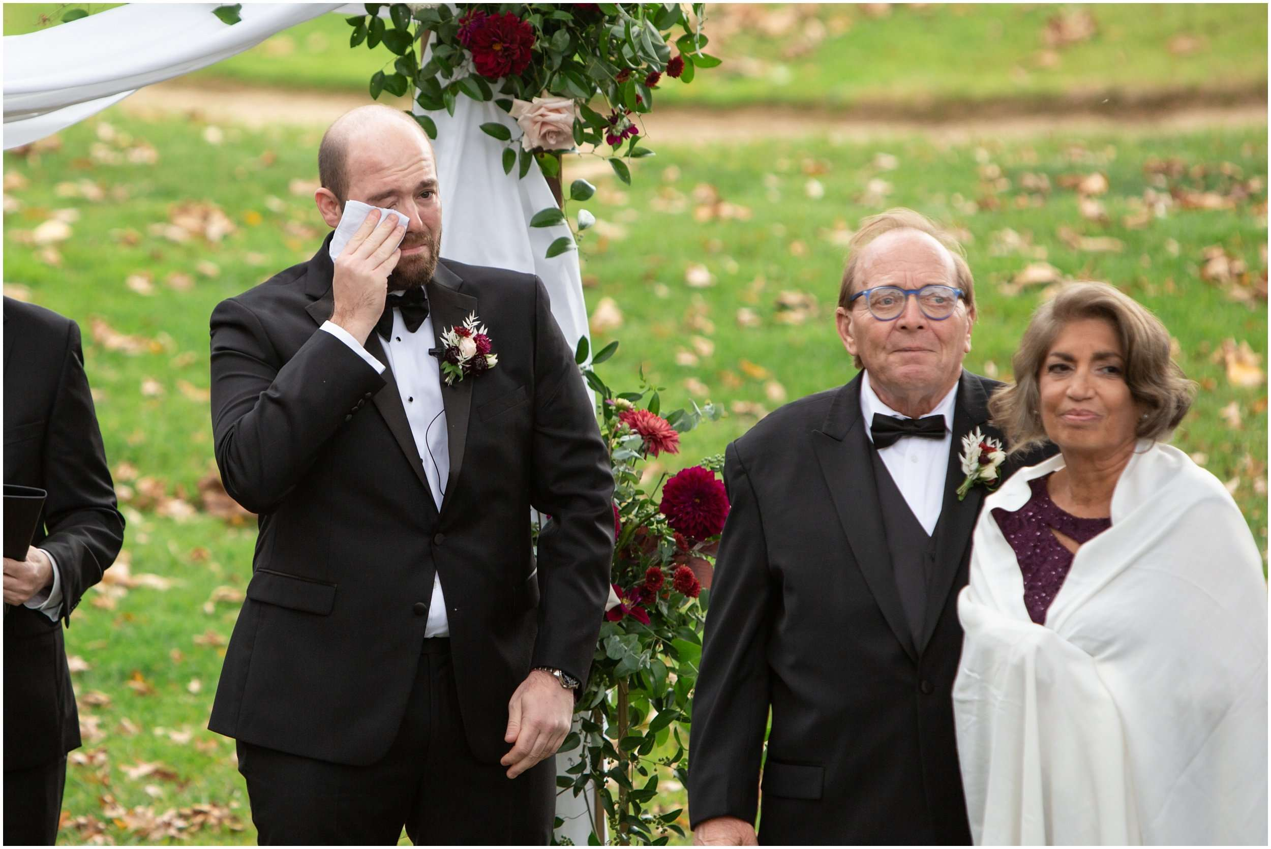 Fall Wedding at the Jefferson Golf and Country Club | Ohio Wedding Photography 136