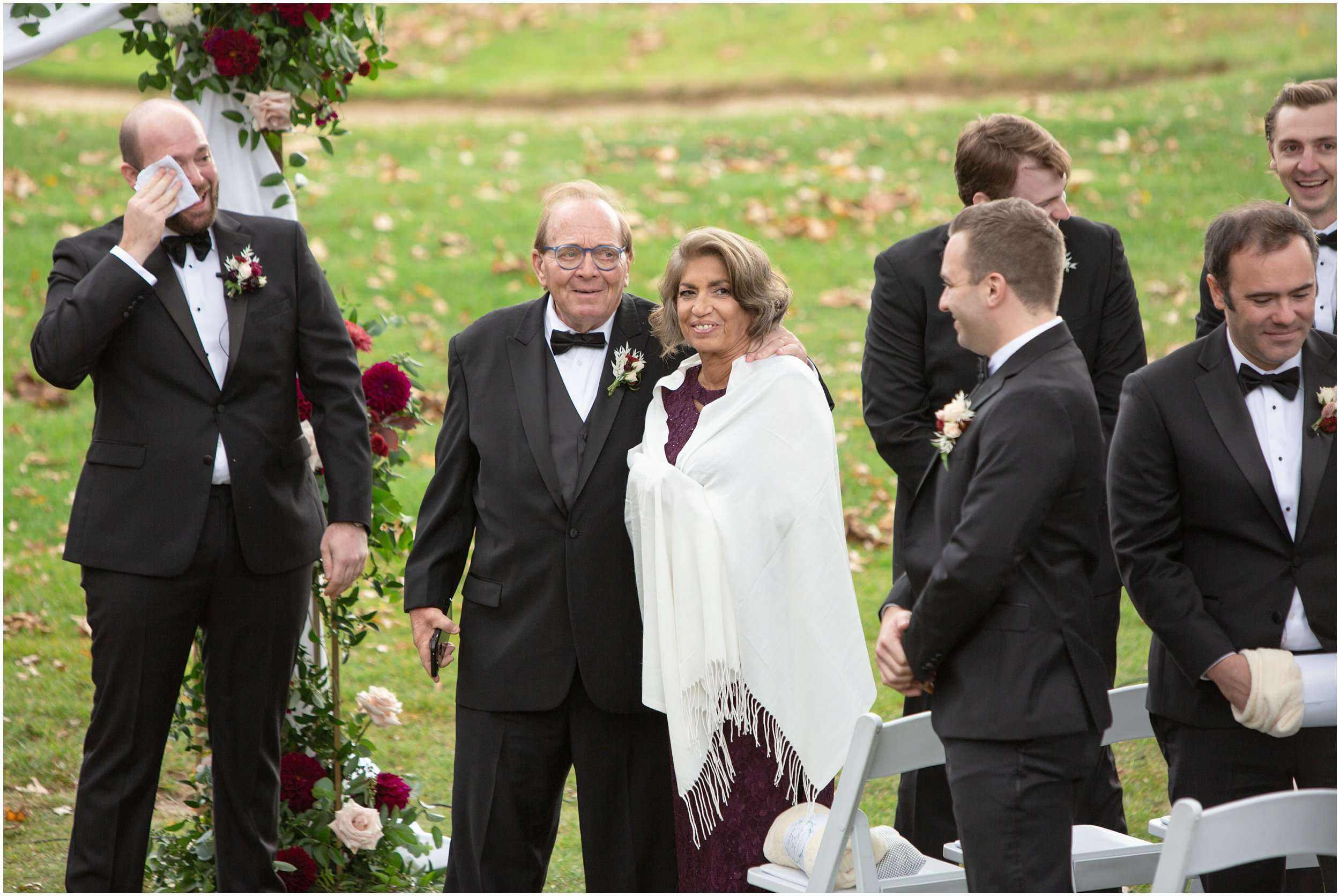Fall Wedding at the Jefferson Golf and Country Club | Ohio Wedding Photography 138