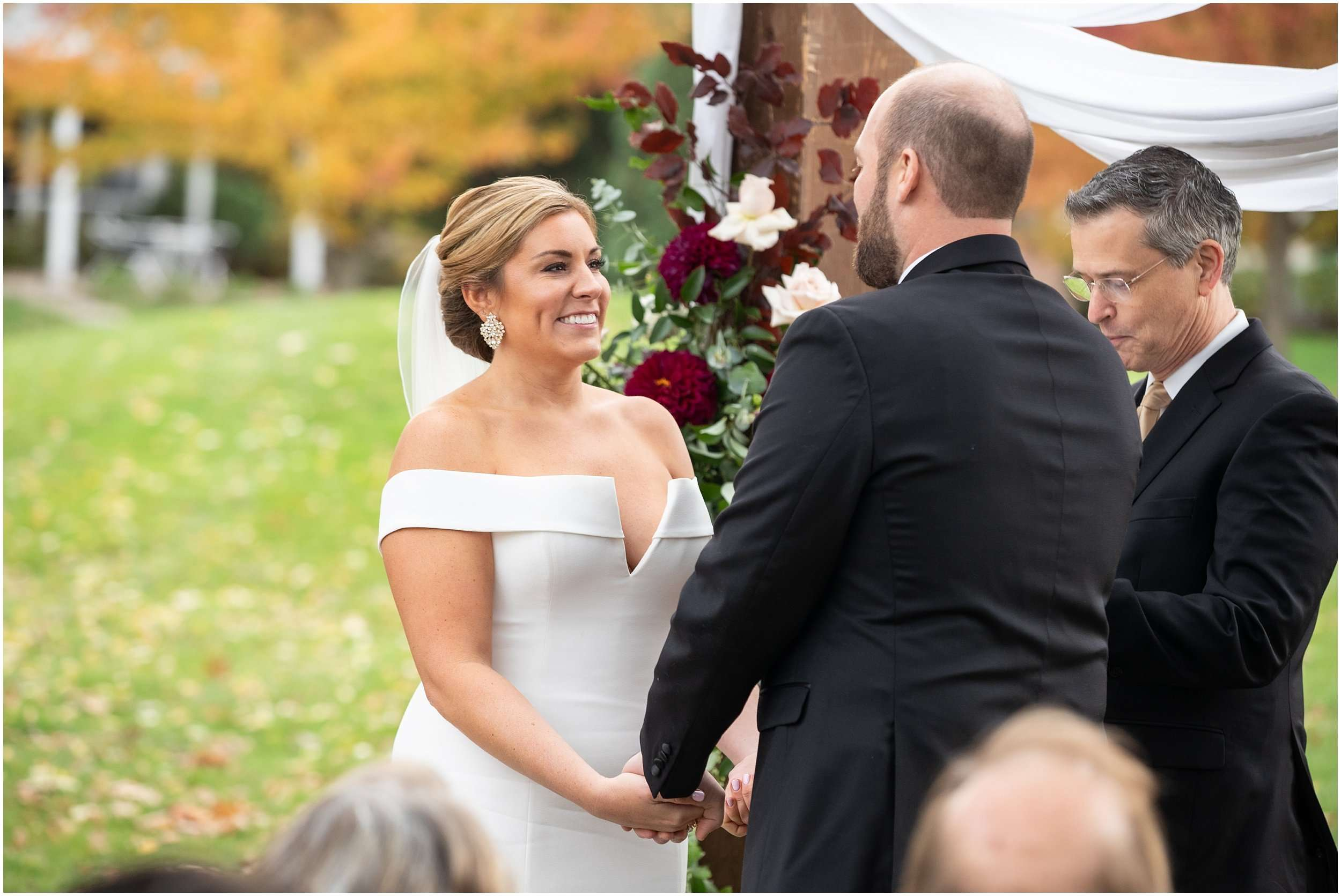 Fall Wedding at the Jefferson Golf and Country Club | Ohio Wedding Photography 148