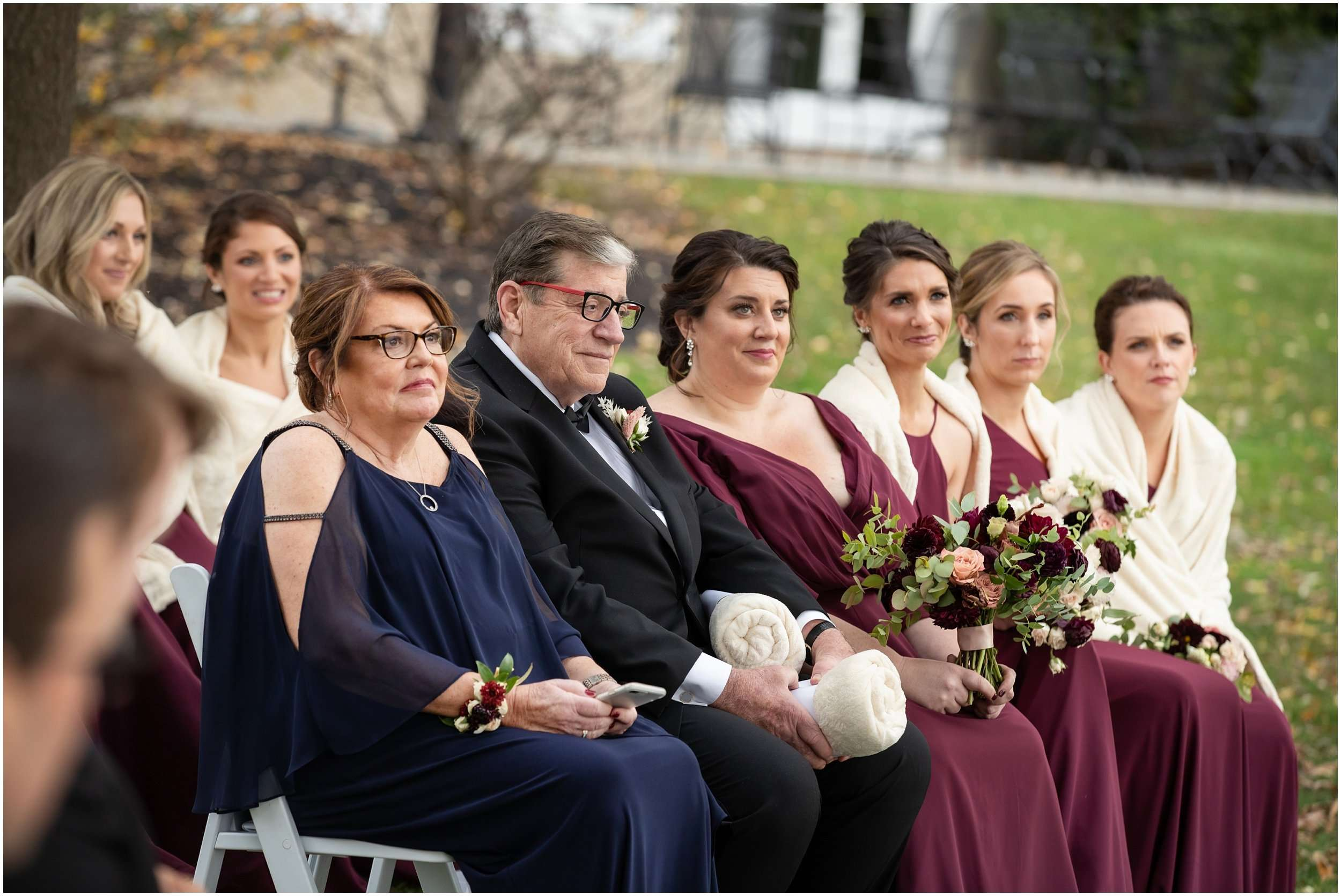Fall Wedding at the Jefferson Golf and Country Club | Ohio Wedding Photography 154