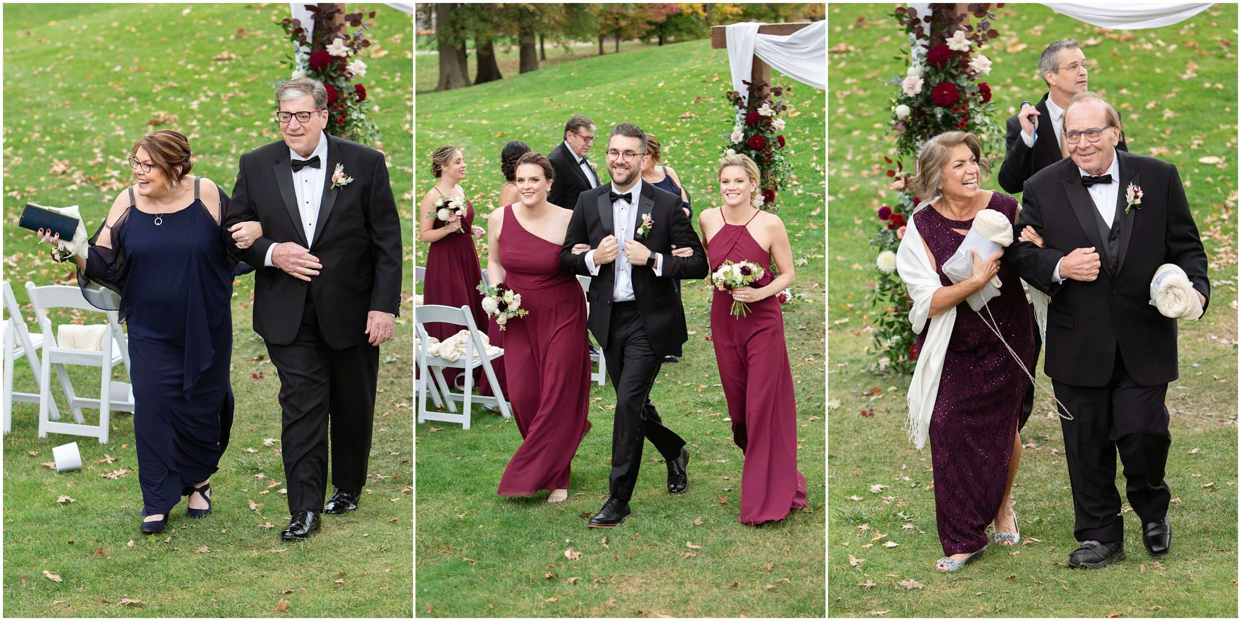 Fall Wedding at the Jefferson Golf and Country Club | Ohio Wedding Photography 178