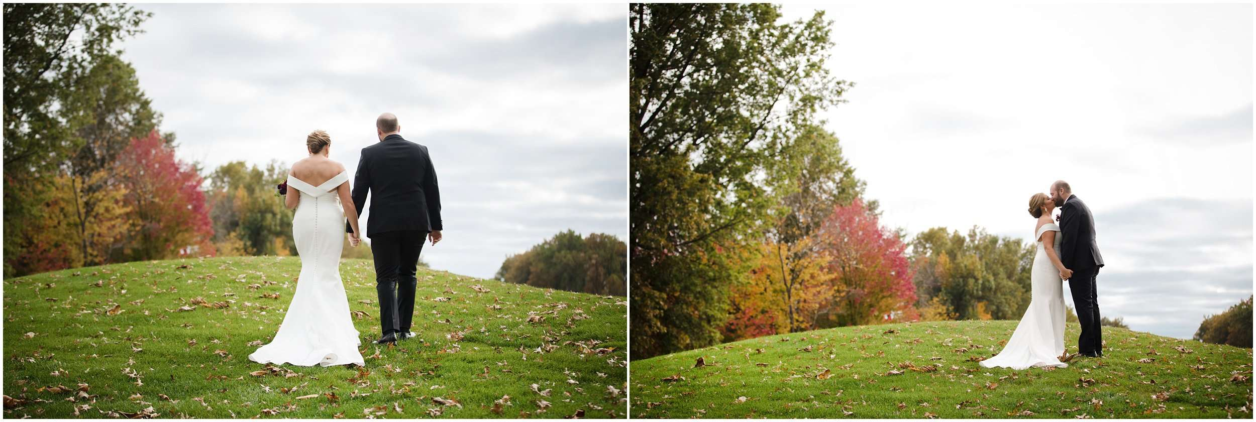 Fall Wedding at the Jefferson Golf and Country Club | Ohio Wedding Photography 186