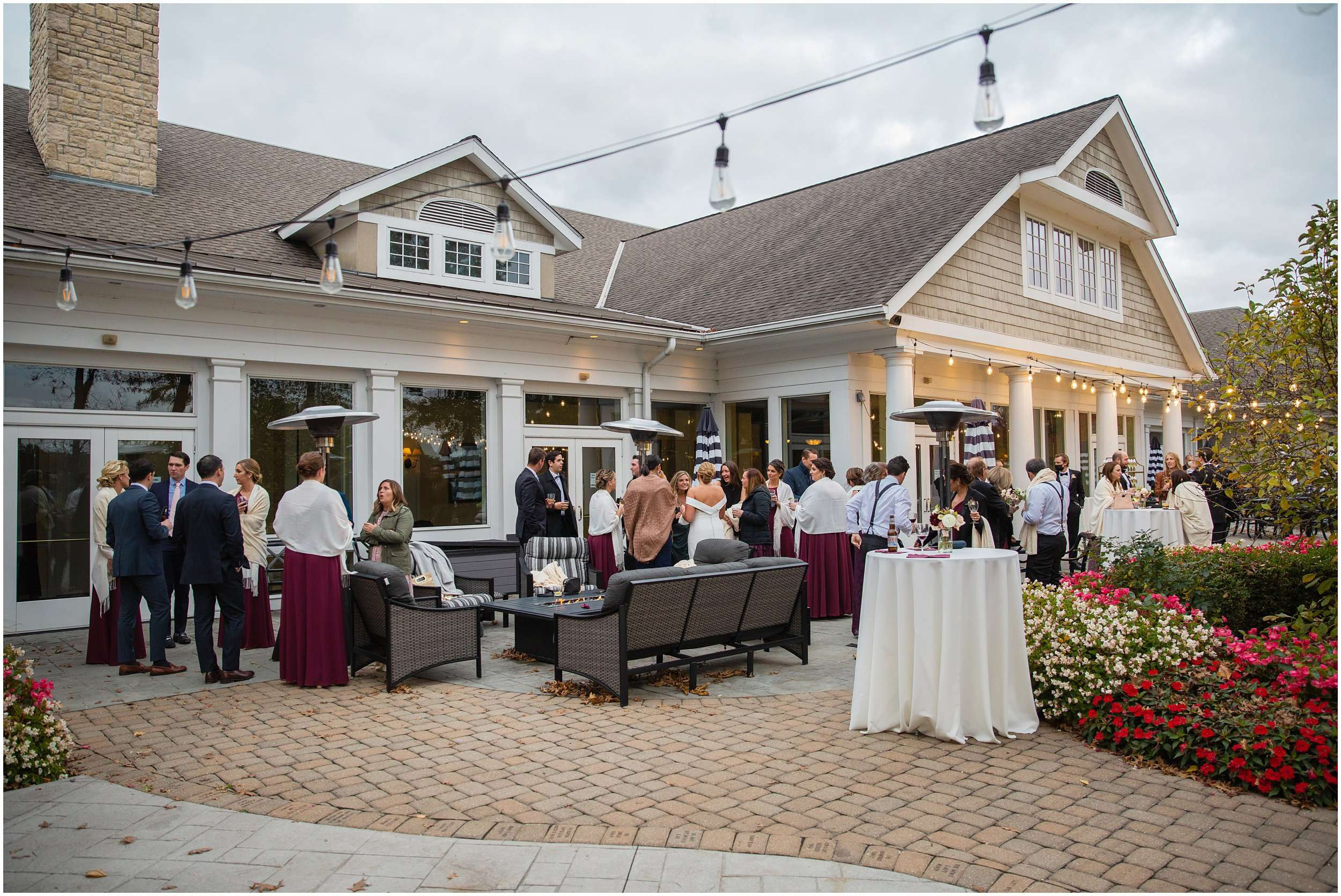 Fall Wedding at the Jefferson Golf and Country Club | Ohio Wedding Photography 206