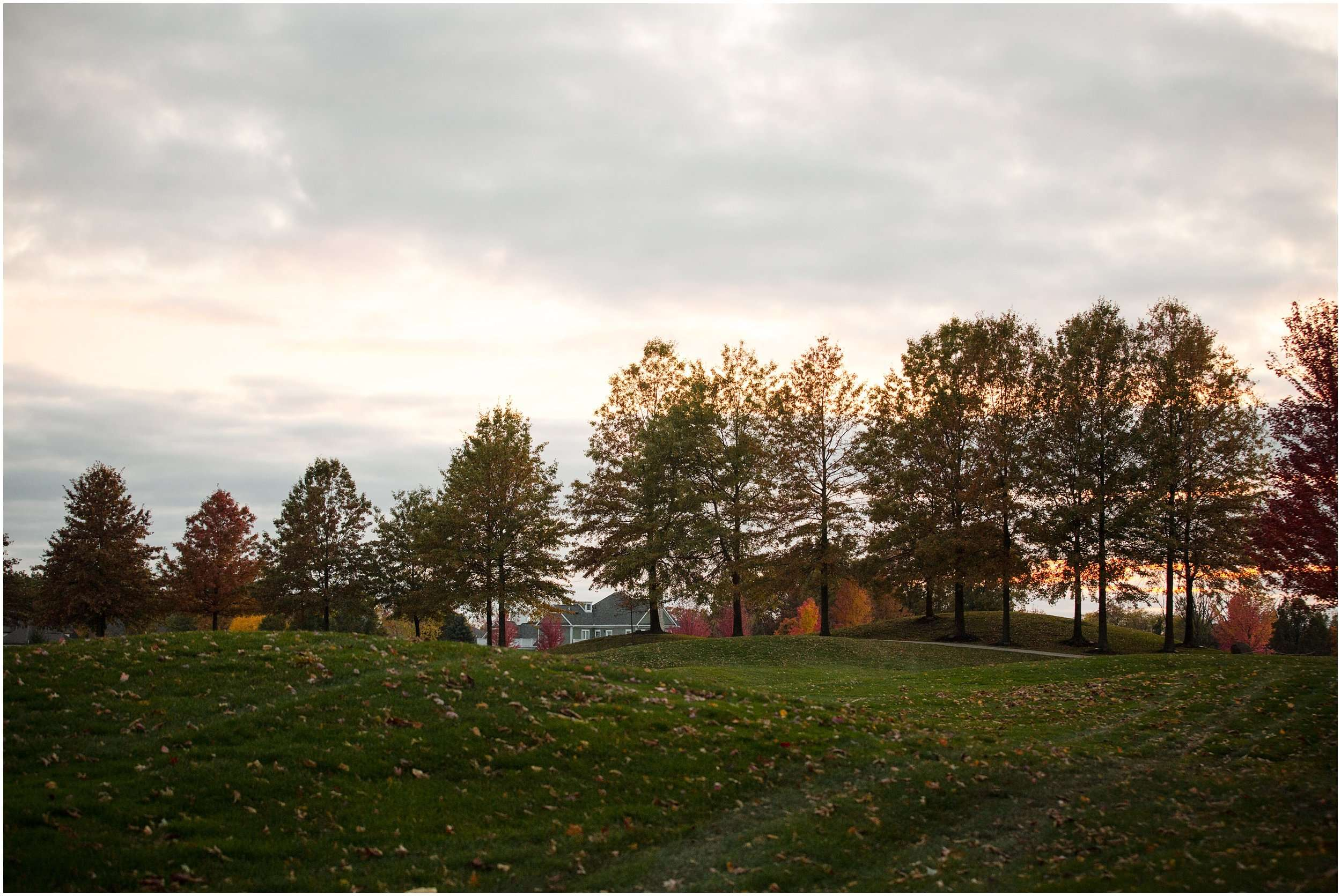 Fall Wedding at the Jefferson Golf and Country Club | Ohio Wedding Photography 218