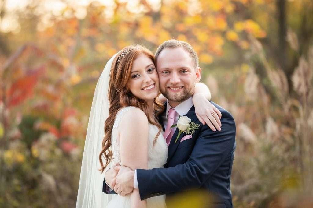 Lizzy and Jordan | Wedding at the Audubon Center 12