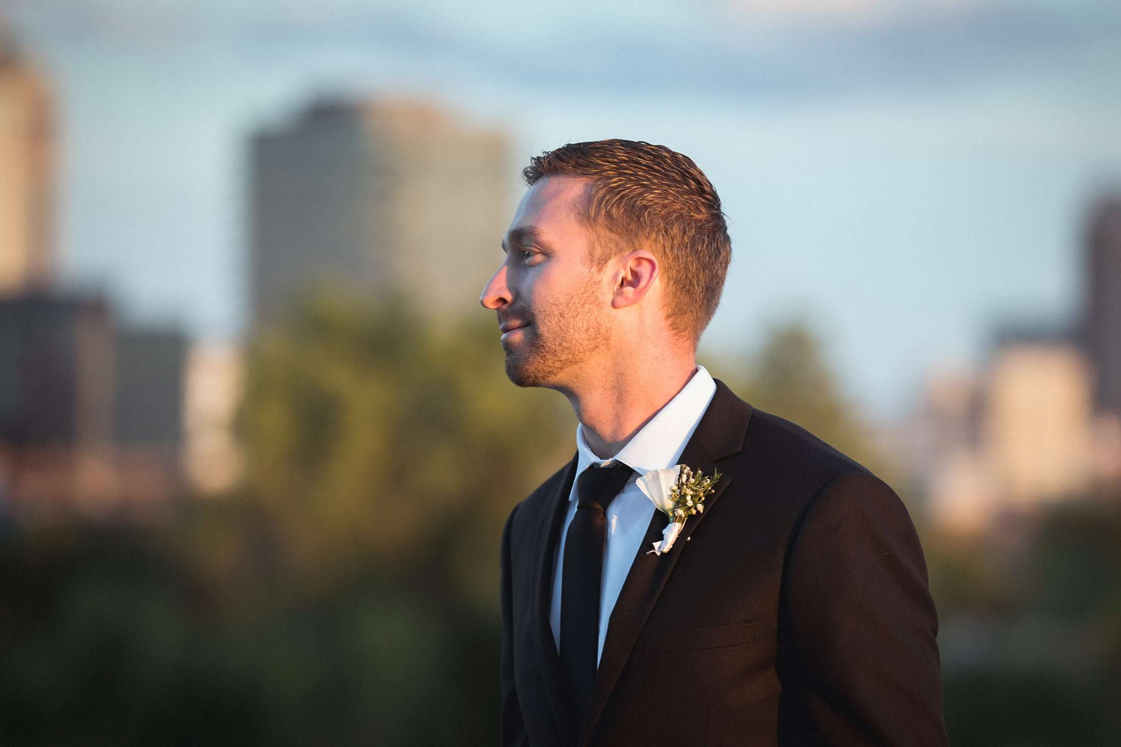 Late Summer Wedding at The Fives Columbus 190