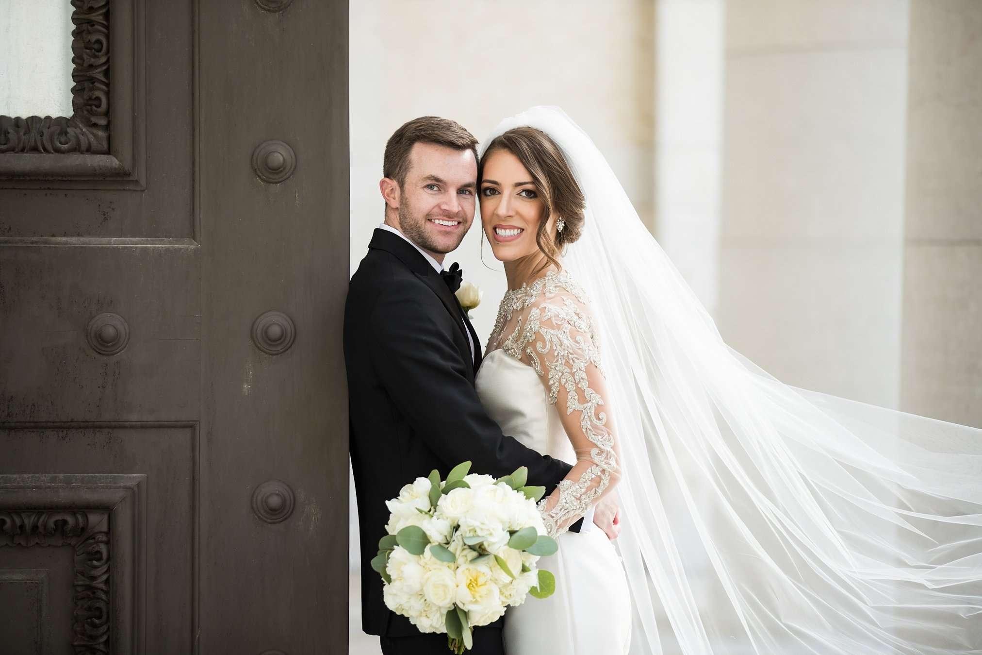 Spring Wedding at the Ohio Statehouse | Columbus Ohio Photography 2
