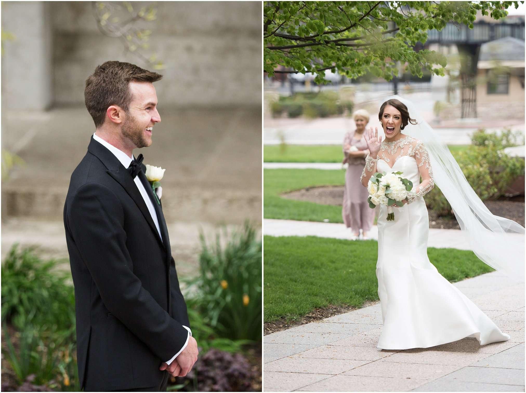 Spring Wedding at the Ohio Statehouse | Columbus Ohio Photography 24