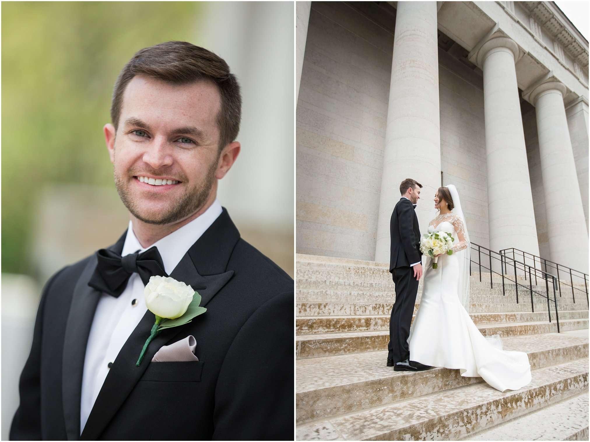 Spring Wedding at the Ohio Statehouse | Columbus Ohio Photography 46