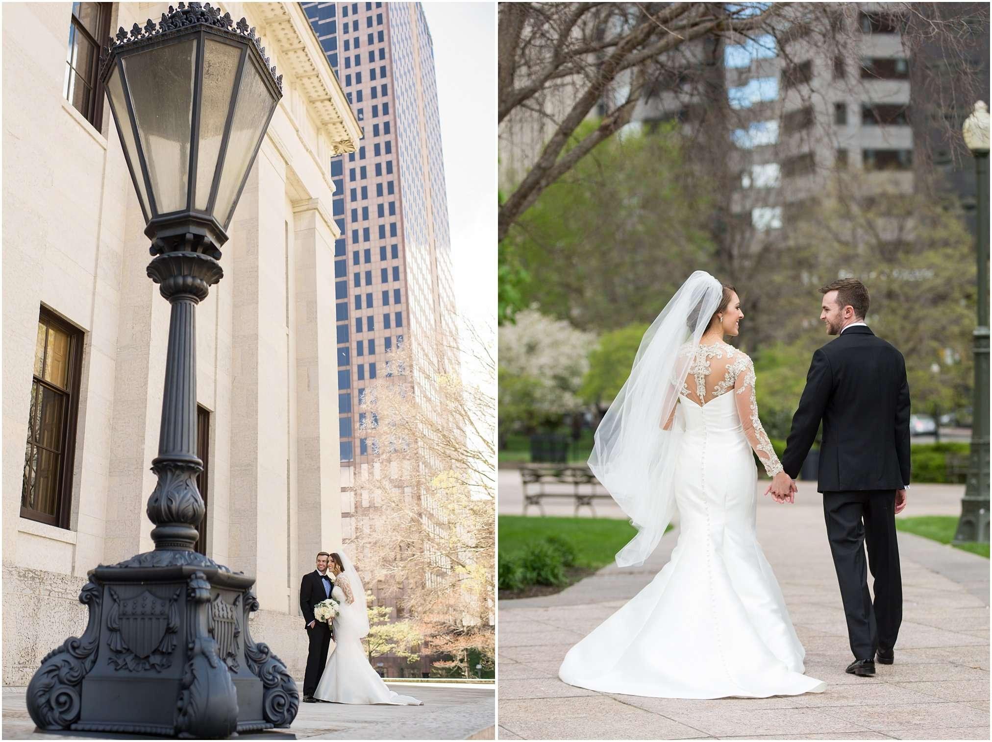 Spring Wedding at the Ohio Statehouse | Columbus Ohio Photography 50