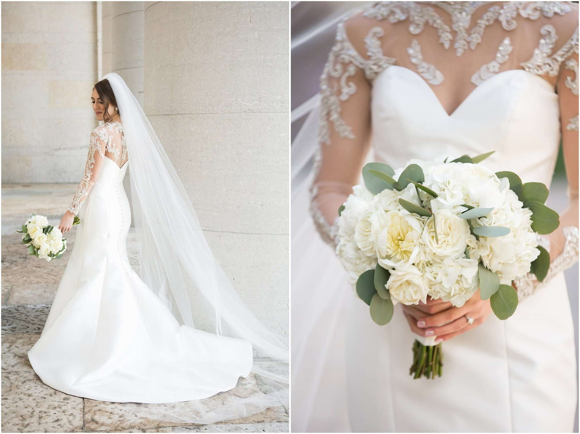 Spring Wedding at the Ohio Statehouse | Columbus Ohio Photography 58