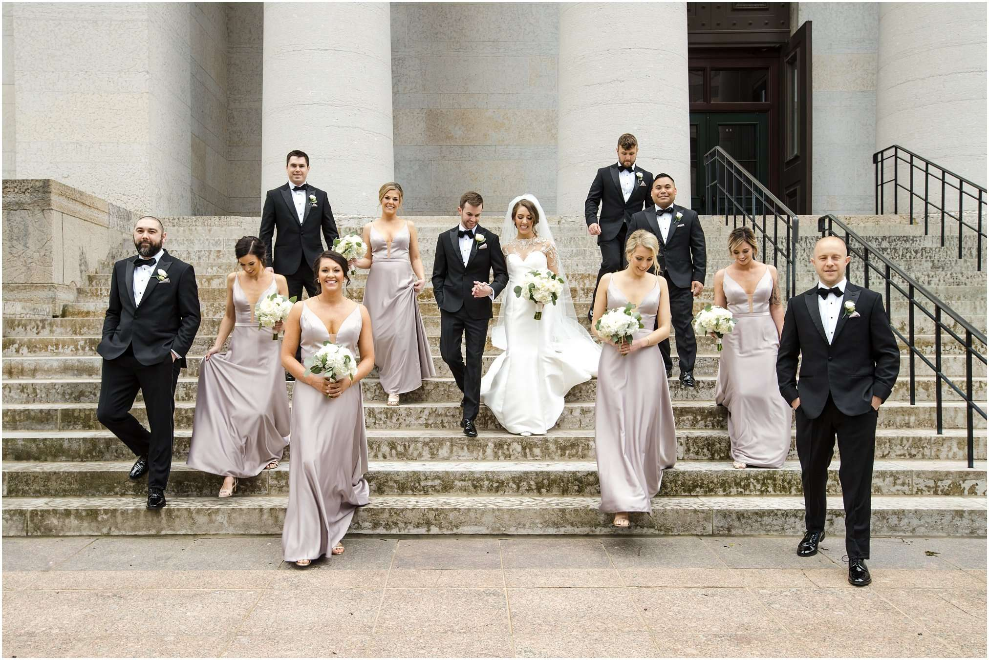 Spring Wedding at the Ohio Statehouse | Columbus Ohio Photography 76