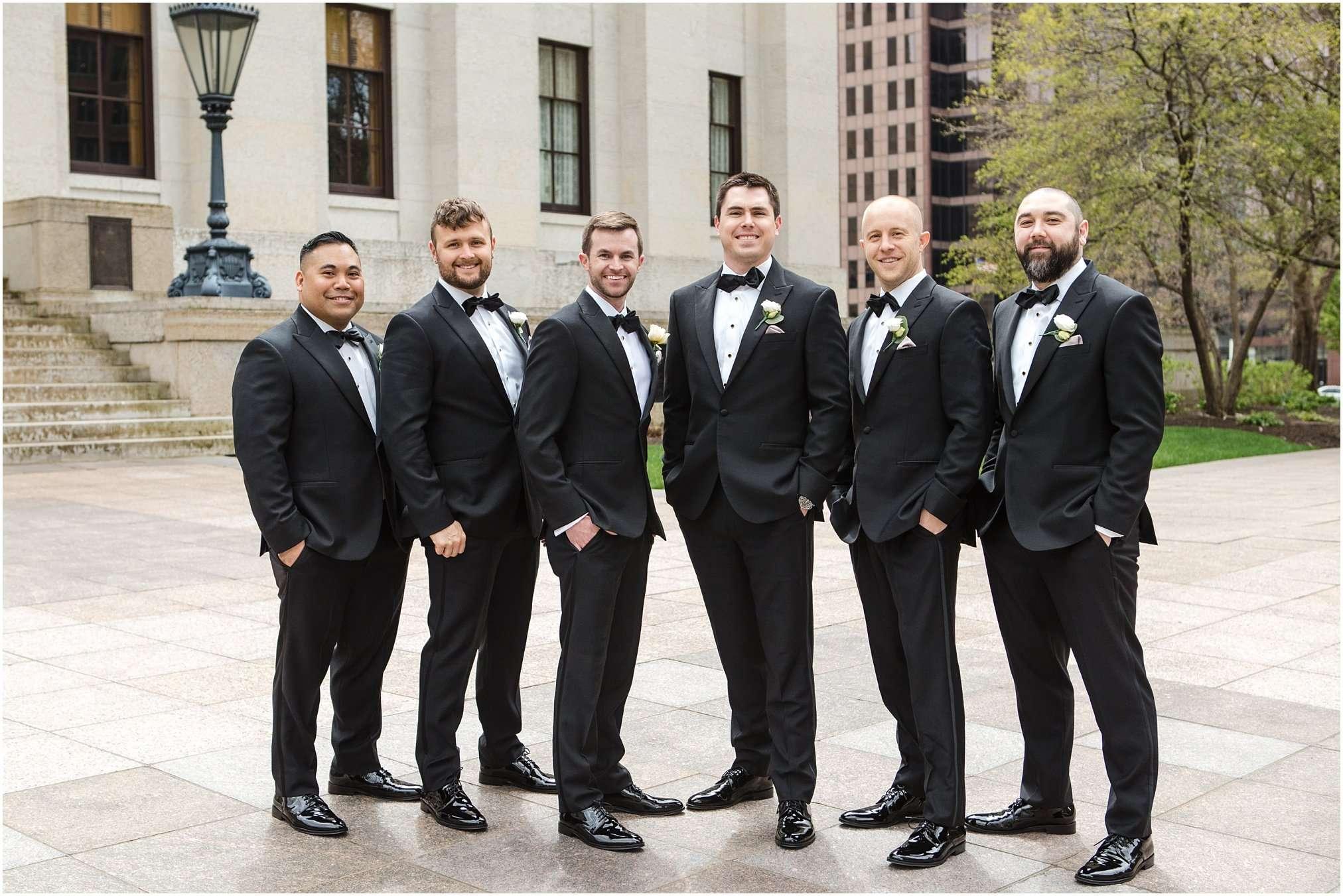 Spring Wedding at the Ohio Statehouse | Columbus Ohio Photography 80