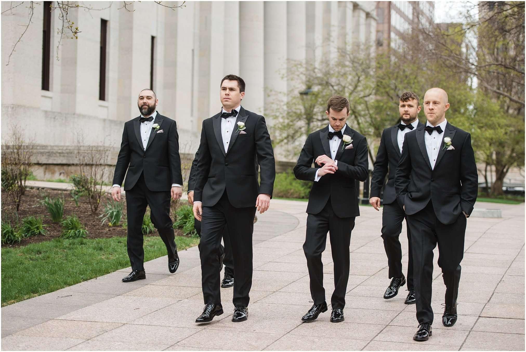 Spring Wedding at the Ohio Statehouse | Columbus Ohio Photography 96