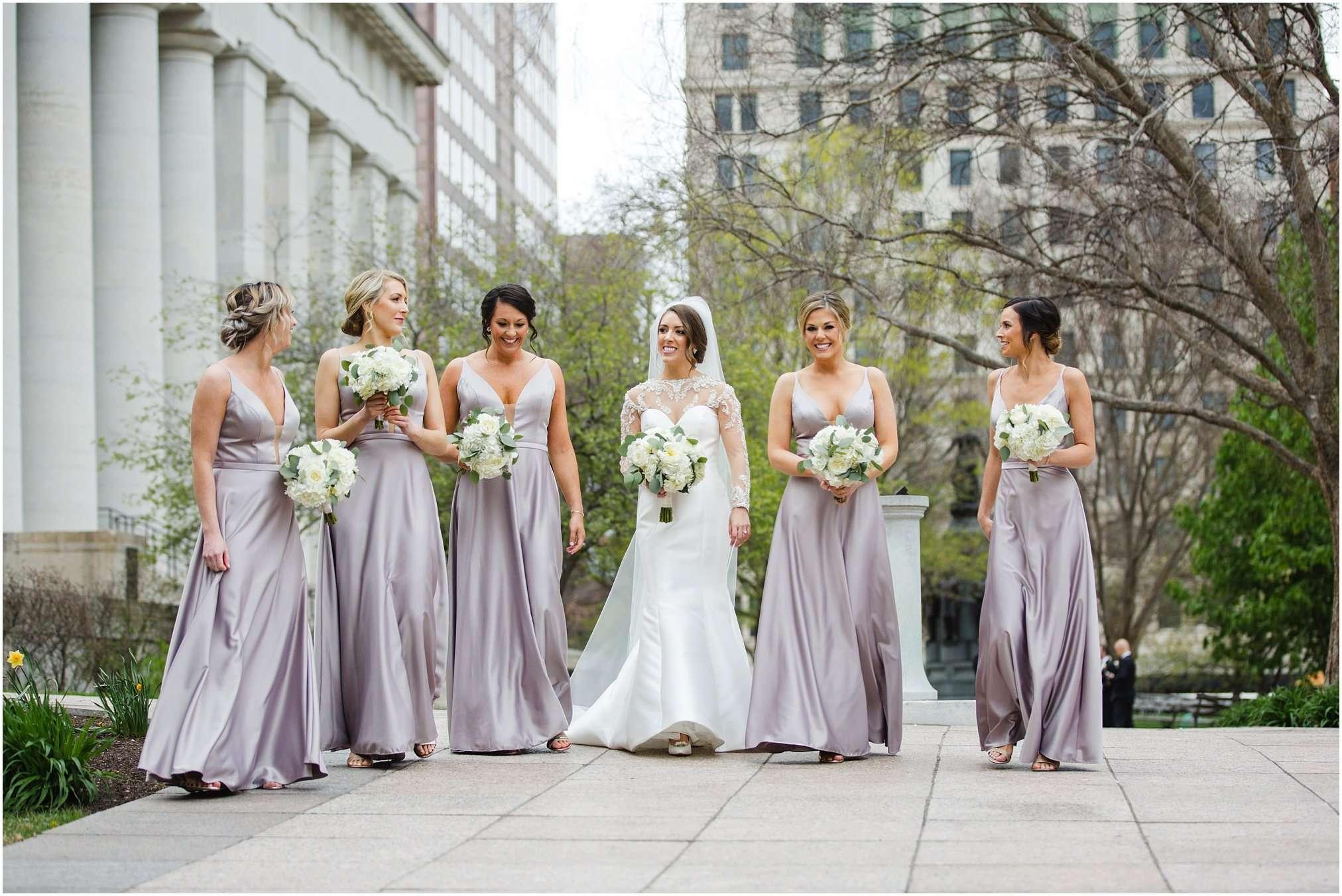Spring Wedding at the Ohio Statehouse | Columbus Ohio Photography 98