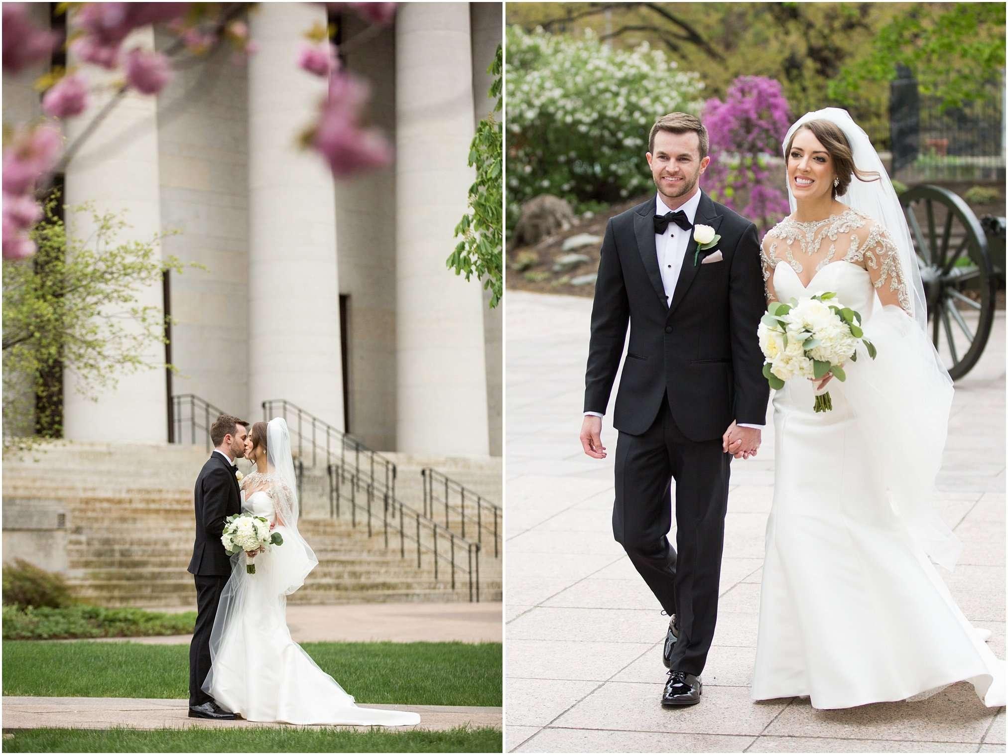 Spring Wedding at the Ohio Statehouse | Columbus Ohio Photography 102