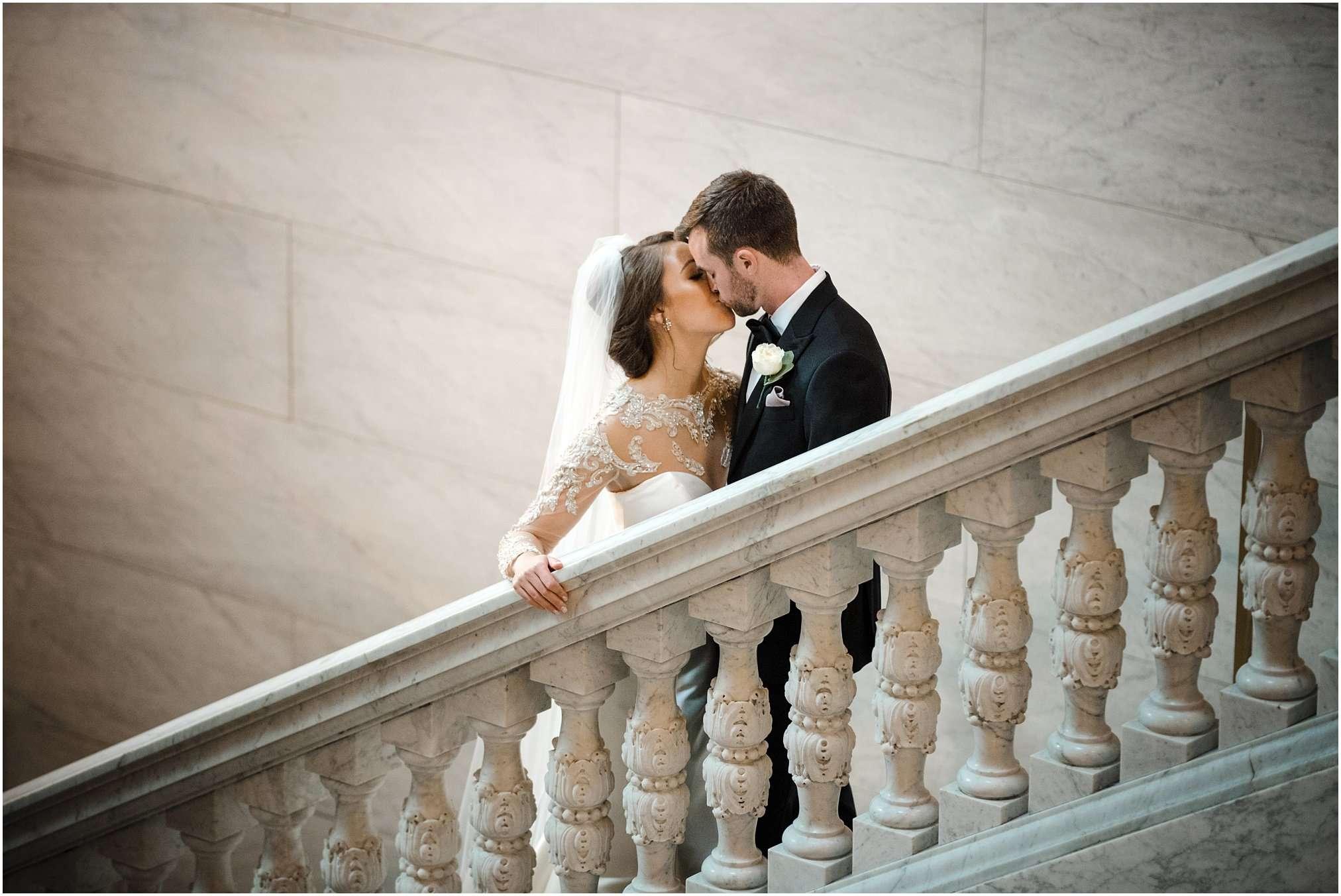 Spring Wedding at the Ohio Statehouse | Columbus Ohio Photography 110