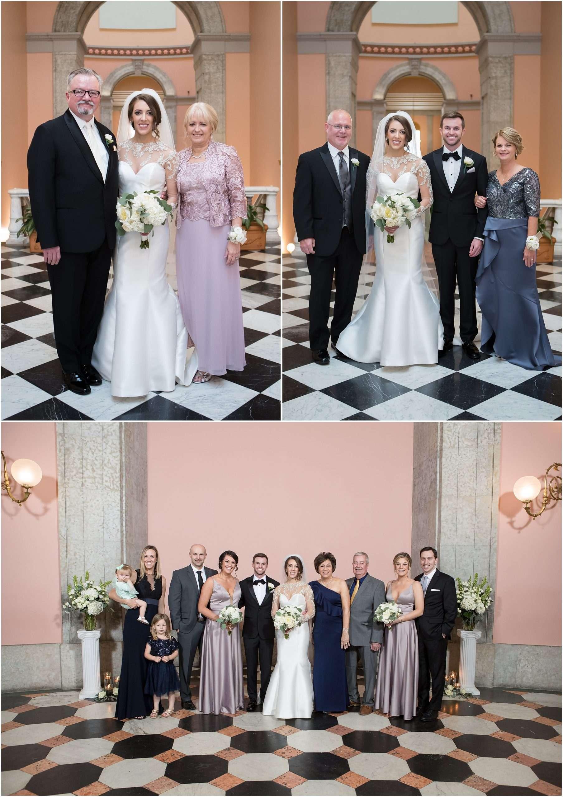Spring Wedding at the Ohio Statehouse | Columbus Ohio Photography 116