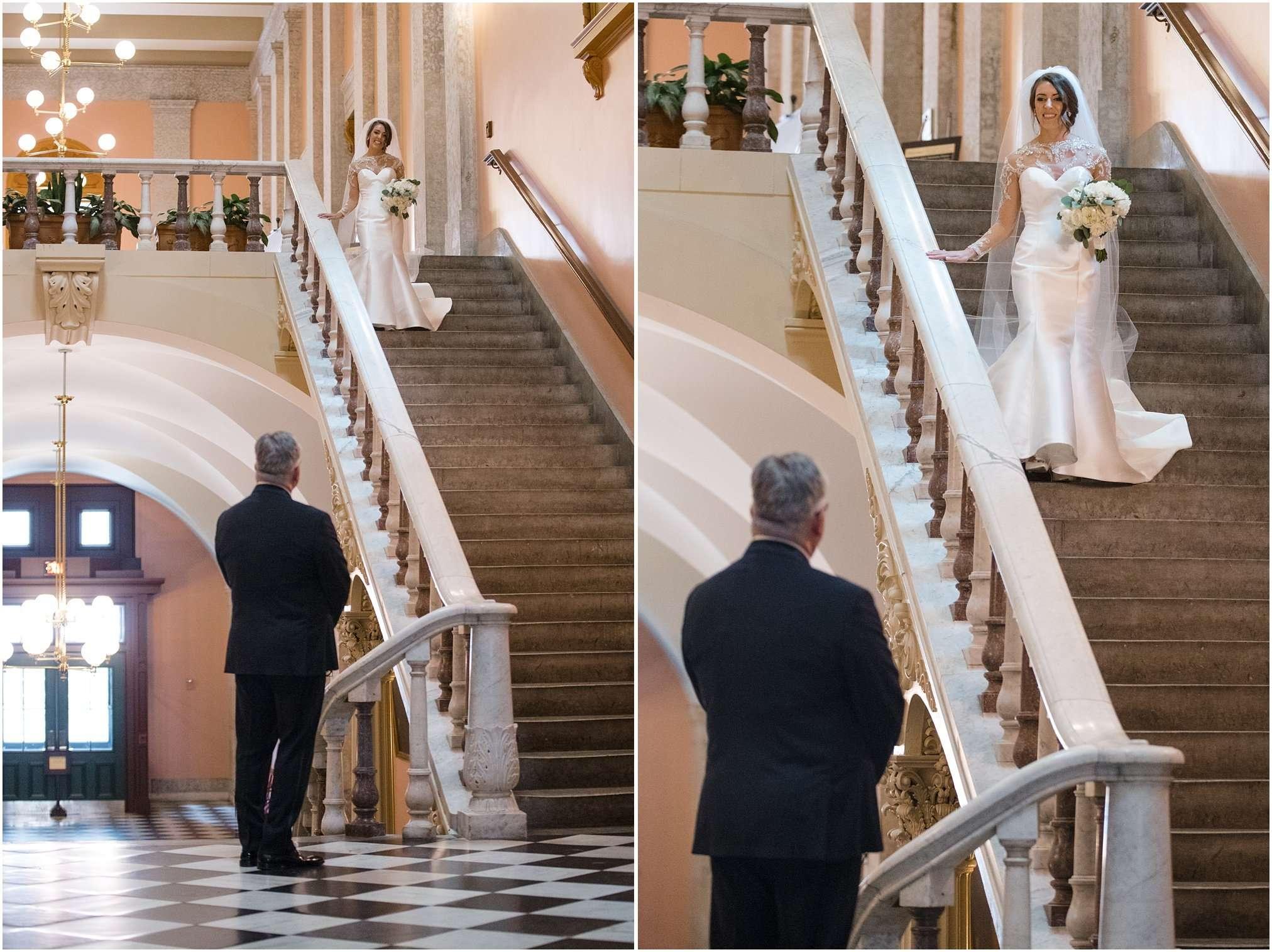 Spring Wedding at the Ohio Statehouse | Columbus Ohio Photography 122