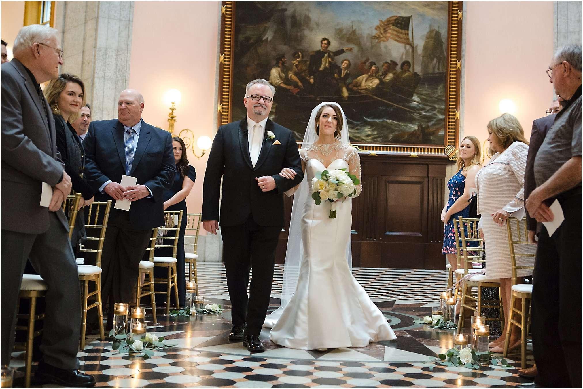 Spring Wedding at the Ohio Statehouse | Columbus Ohio Photography 128
