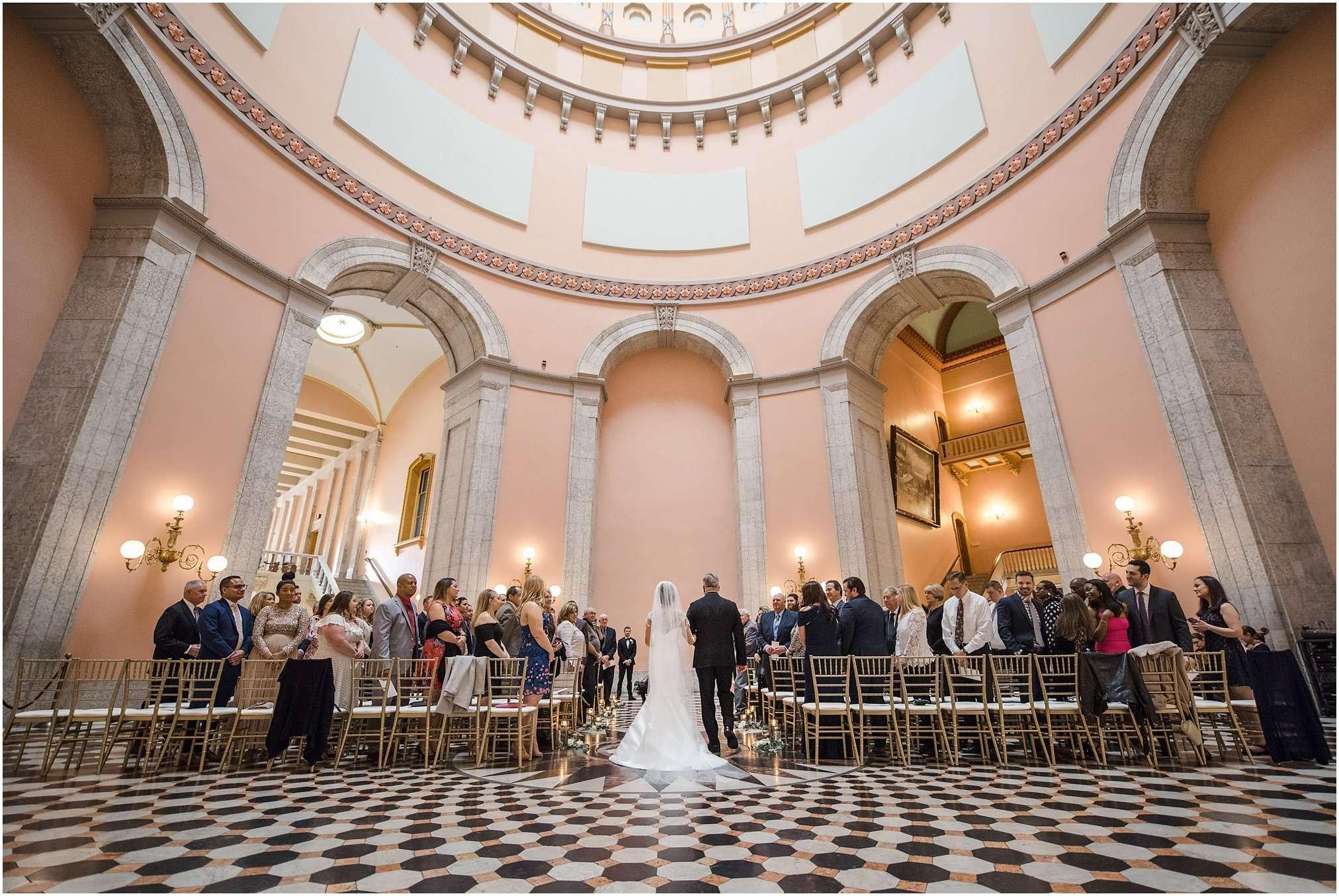 Spring Wedding at the Ohio Statehouse | Columbus Ohio Photography 130