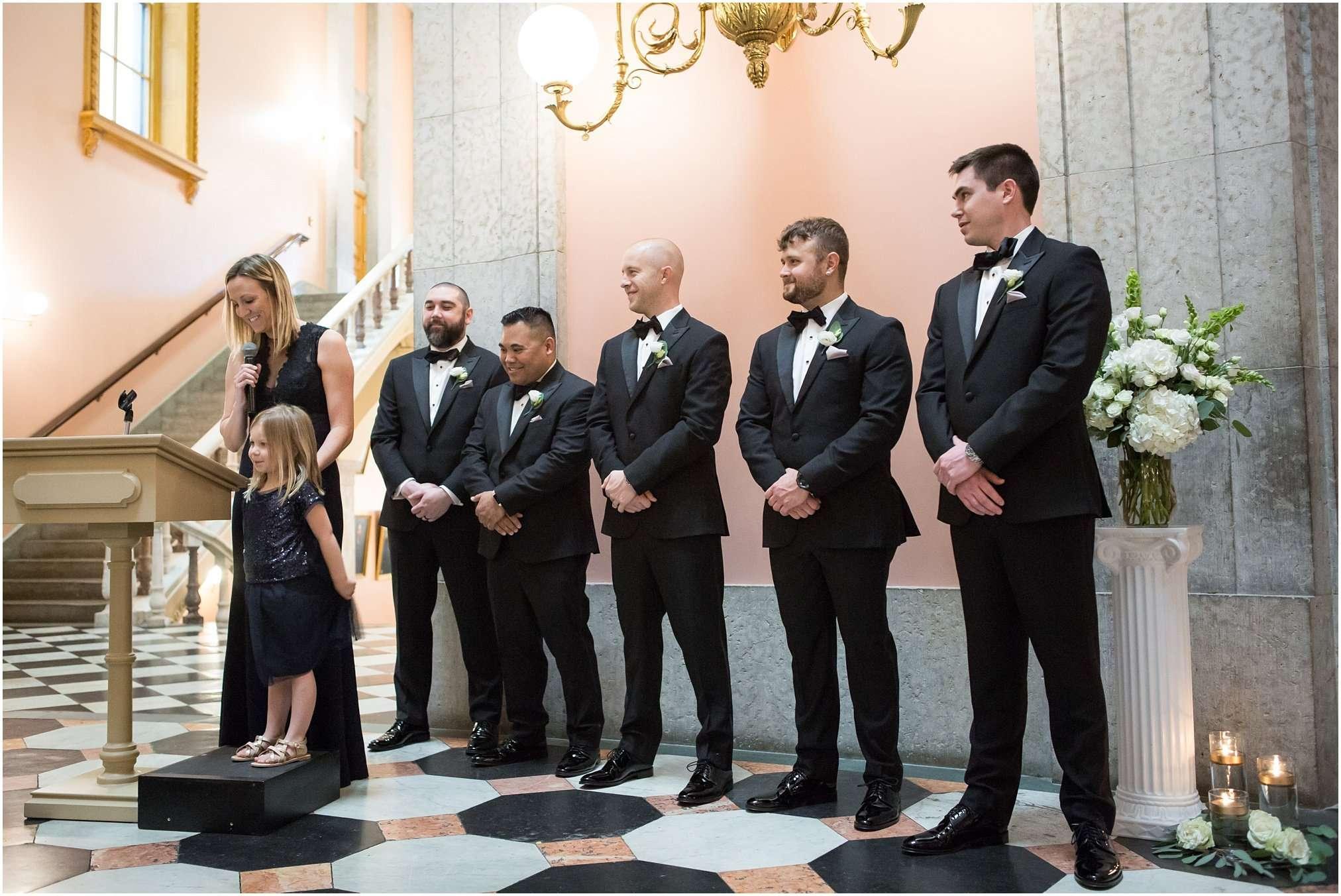Spring Wedding at the Ohio Statehouse | Columbus Ohio Photography 132