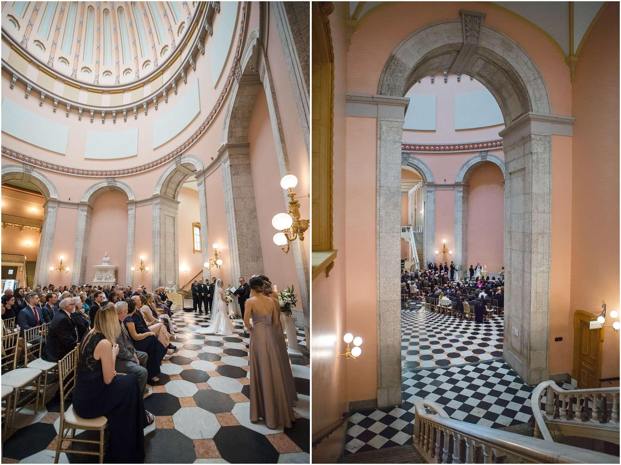 Spring Wedding at the Ohio Statehouse | Columbus Ohio Photography 136