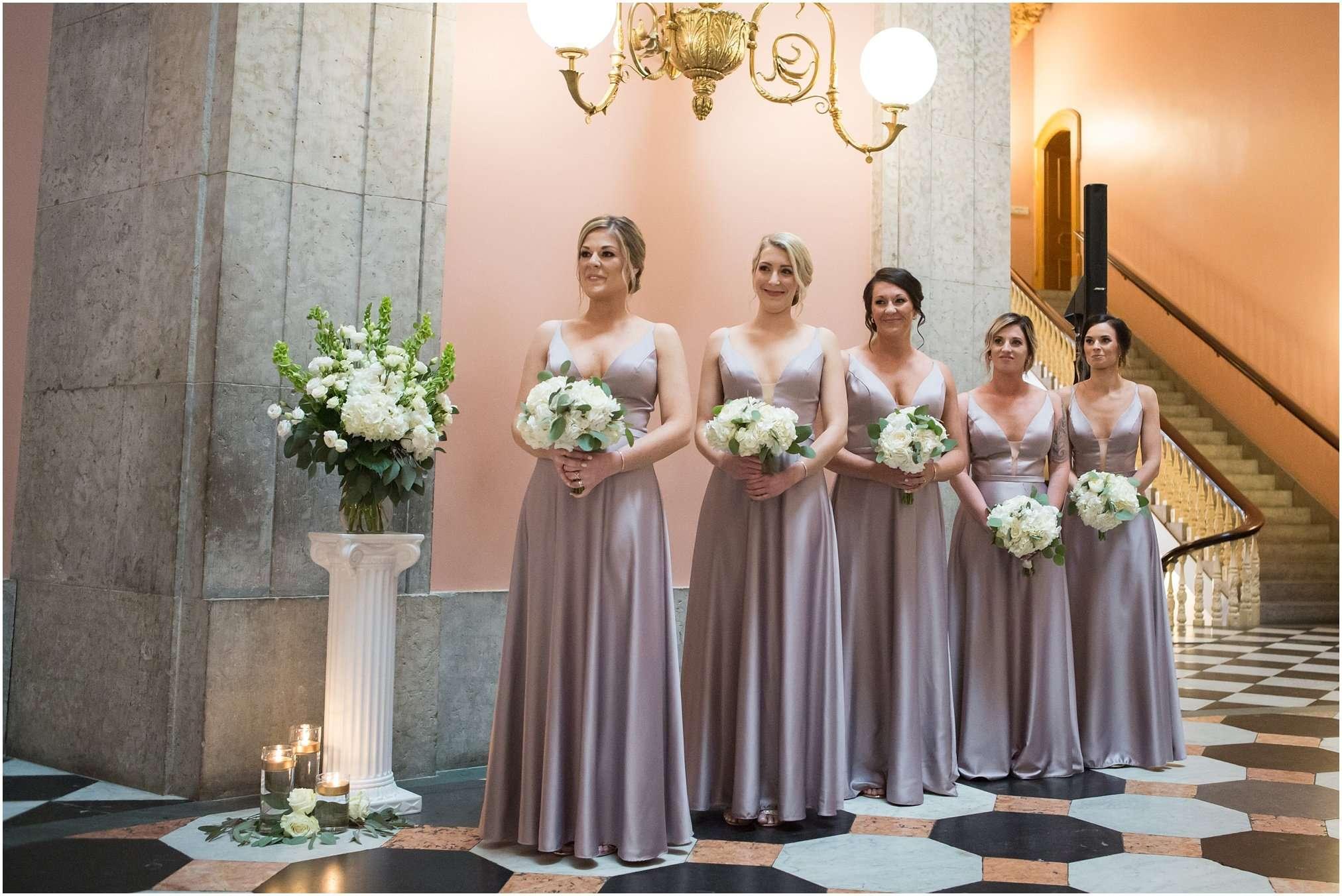 Spring Wedding at the Ohio Statehouse | Columbus Ohio Photography 138
