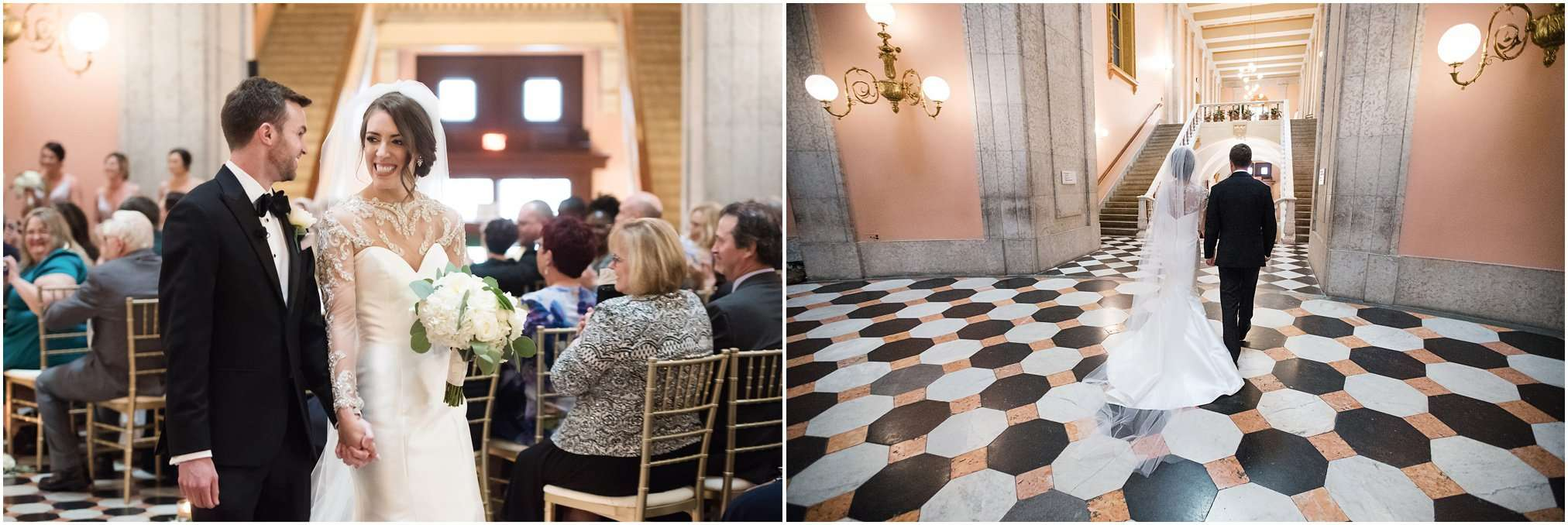 Spring Wedding at the Ohio Statehouse | Columbus Ohio Photography 148