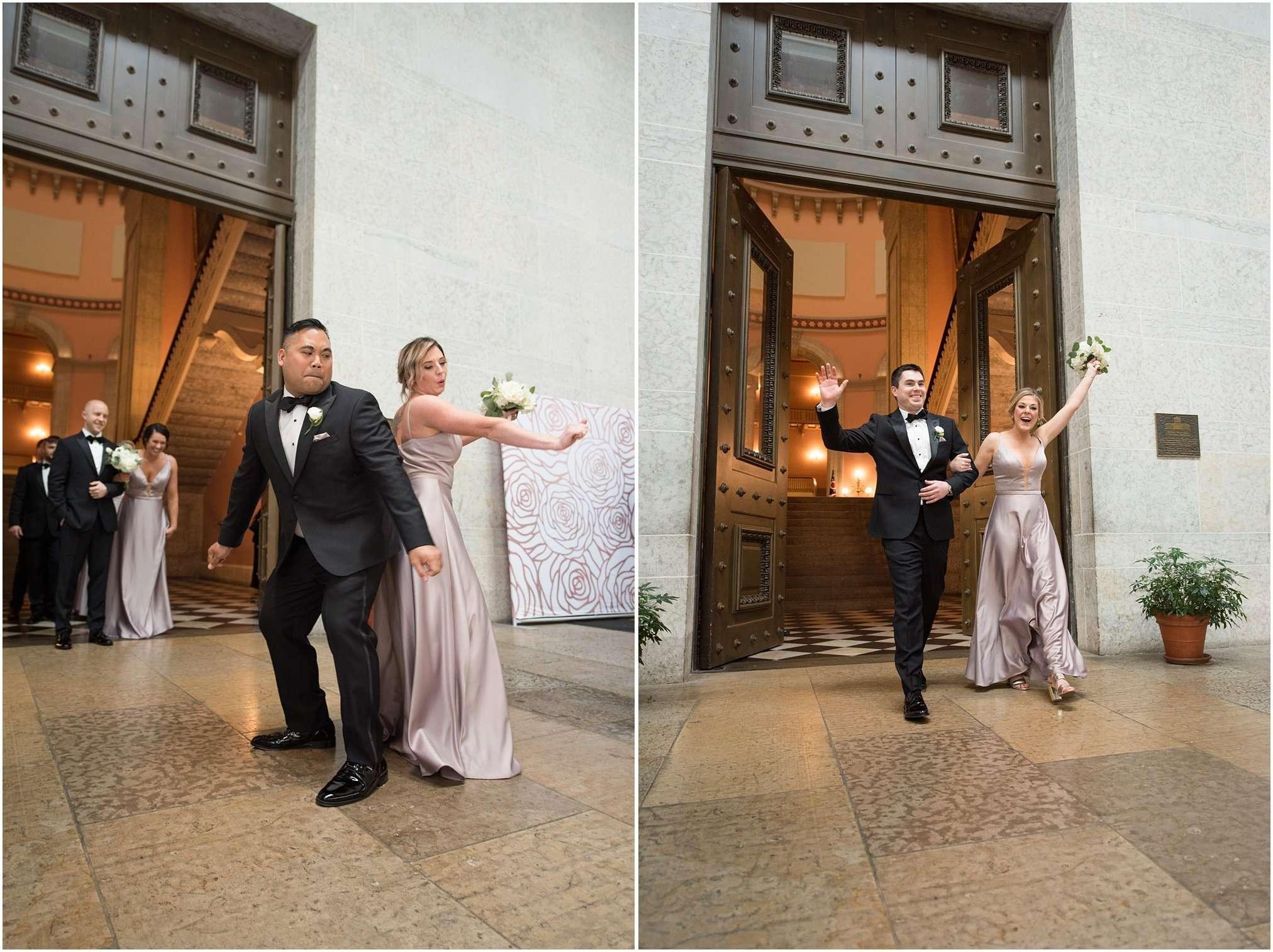 Spring Wedding at the Ohio Statehouse | Columbus Ohio Photography 176