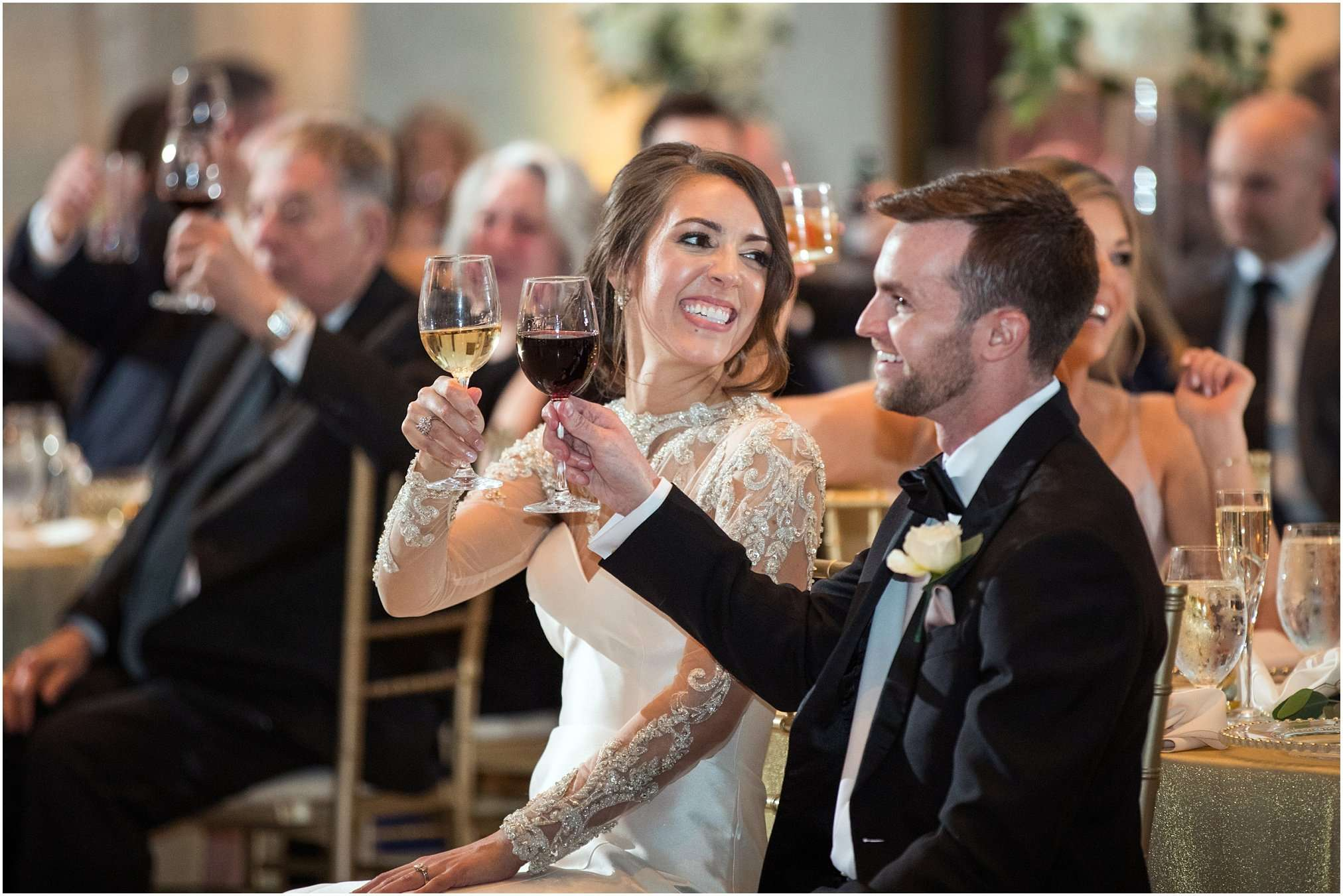 Spring Wedding at the Ohio Statehouse | Columbus Ohio Photography 186