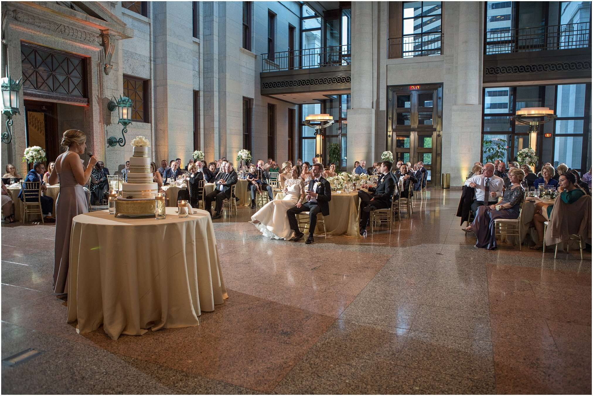 Spring Wedding at the Ohio Statehouse | Columbus Ohio Photography 188