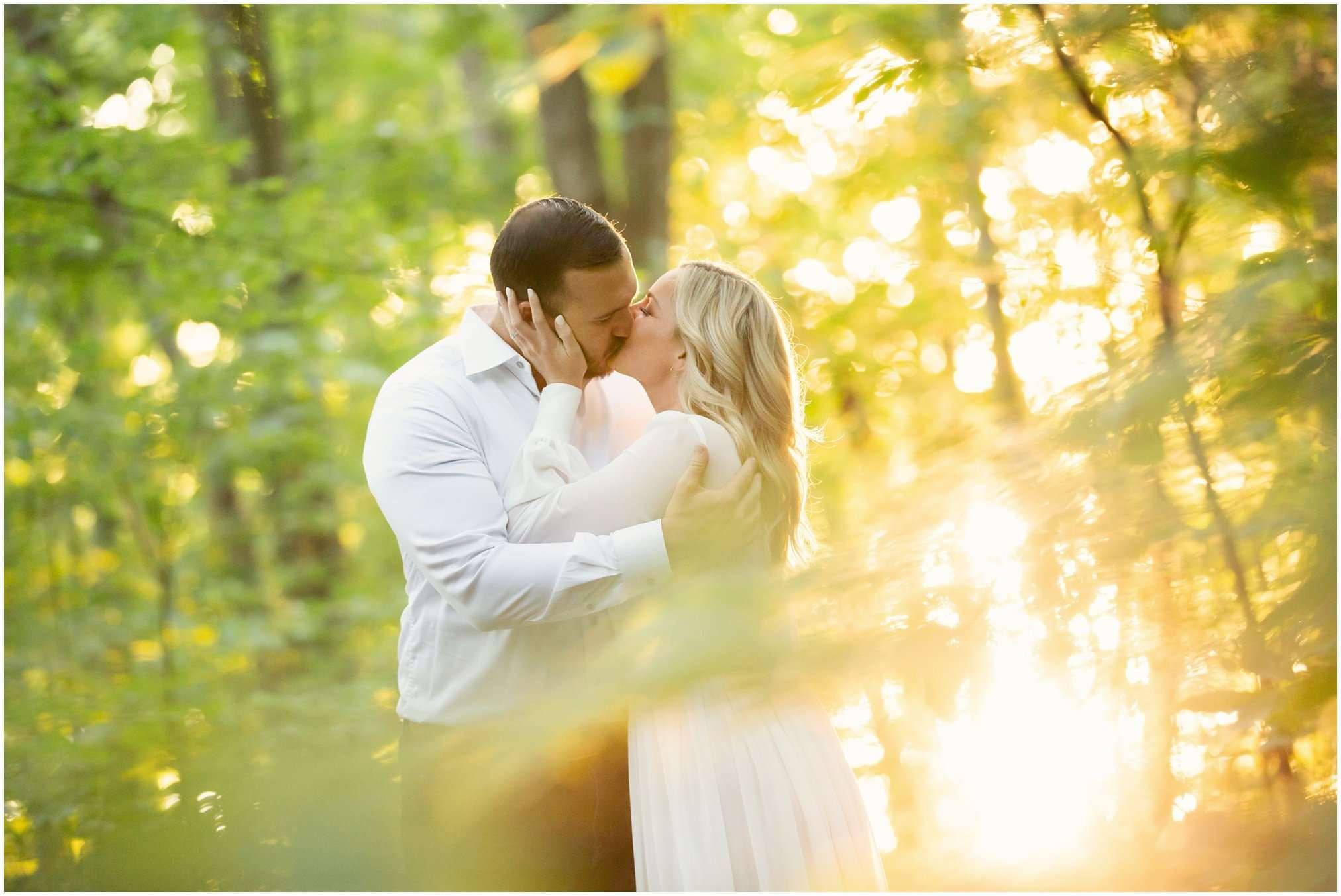 Summer Sunset Engagement Session | Columbus Ohio Photography 30