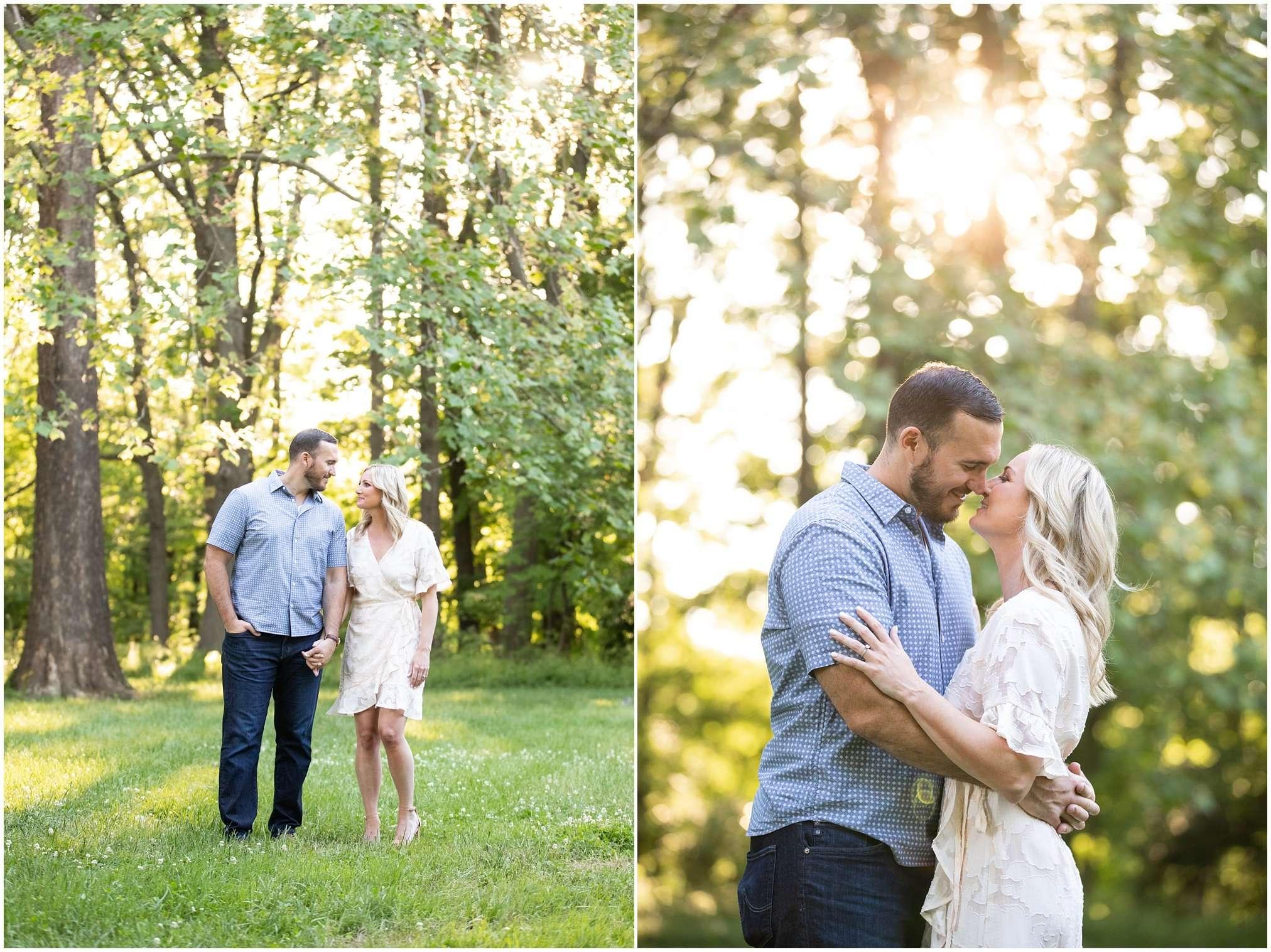 Summer Sunset Engagement Session | Columbus Ohio Photography 22