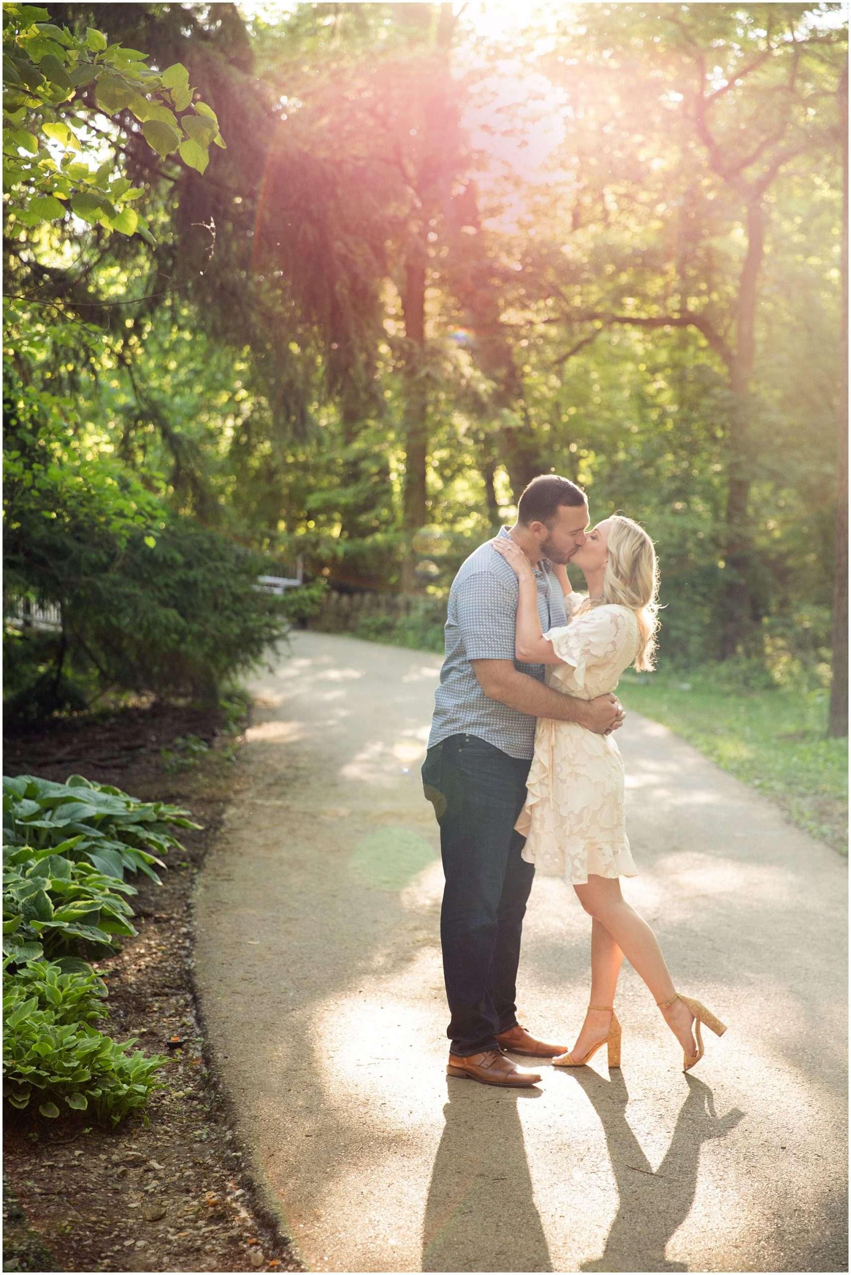Summer Sunset Engagement Session | Columbus Ohio Photography 26