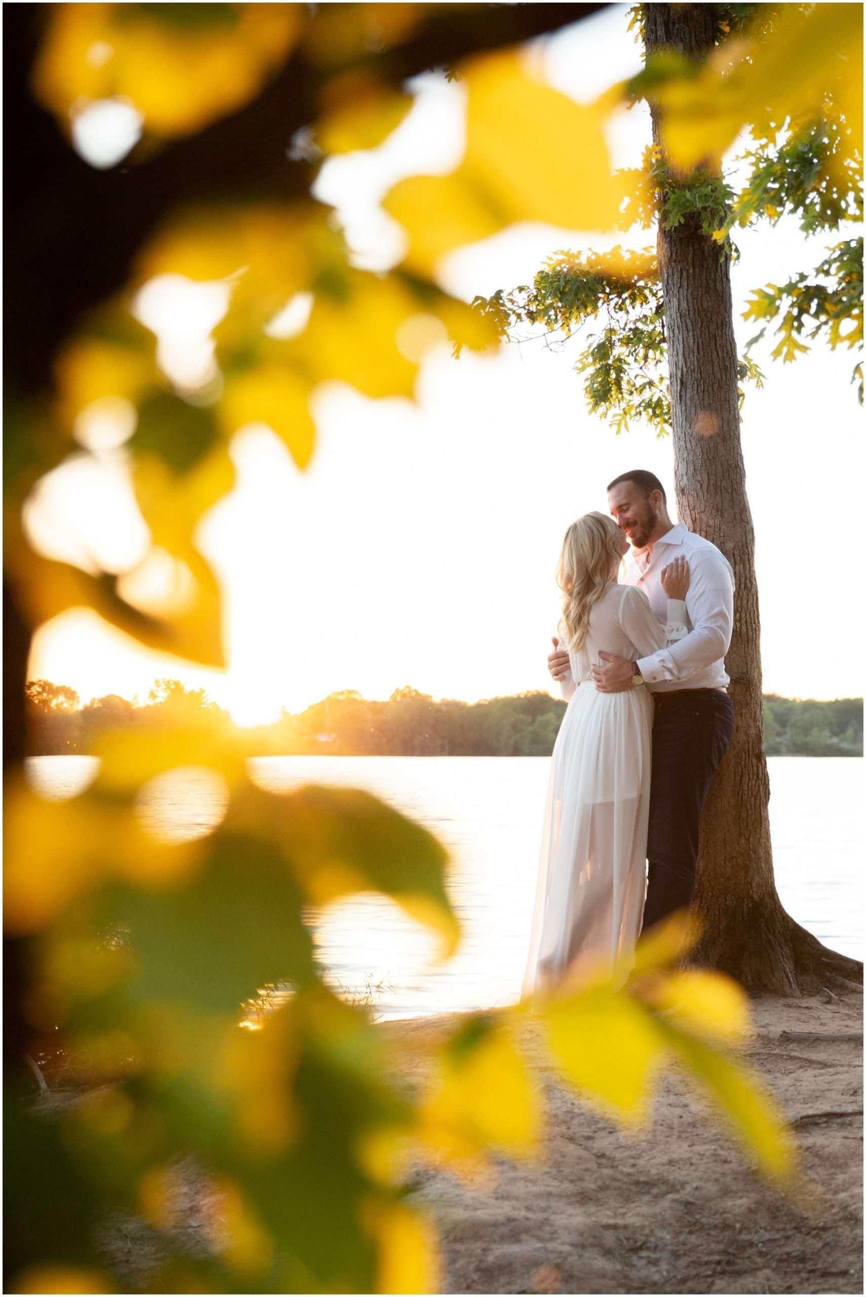 Summer Sunset Engagement Session | Columbus Ohio Photography 34
