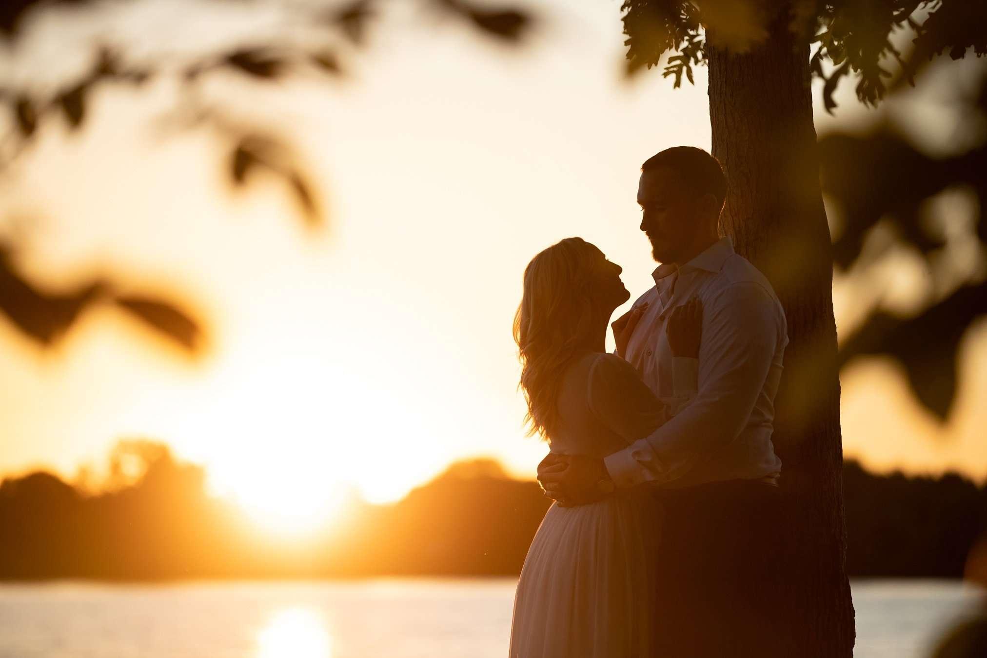 Summer Sunset Engagement Session | Columbus Ohio Photography 46