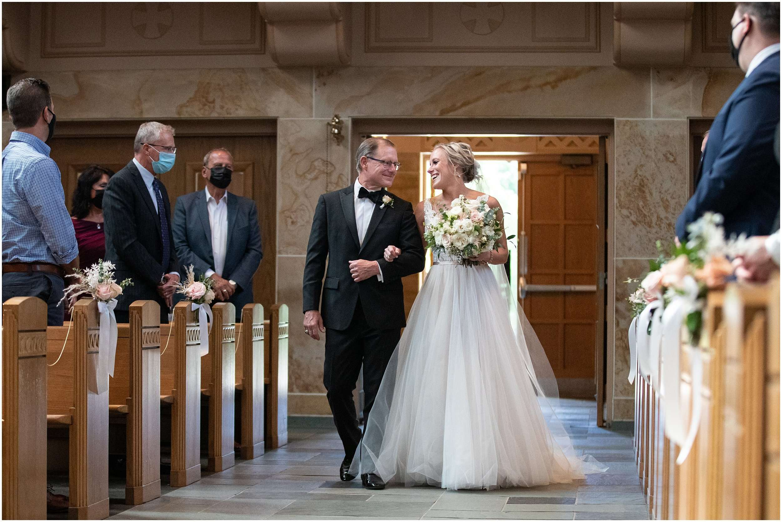 Late Summer Wedding at The Fives Columbus 50