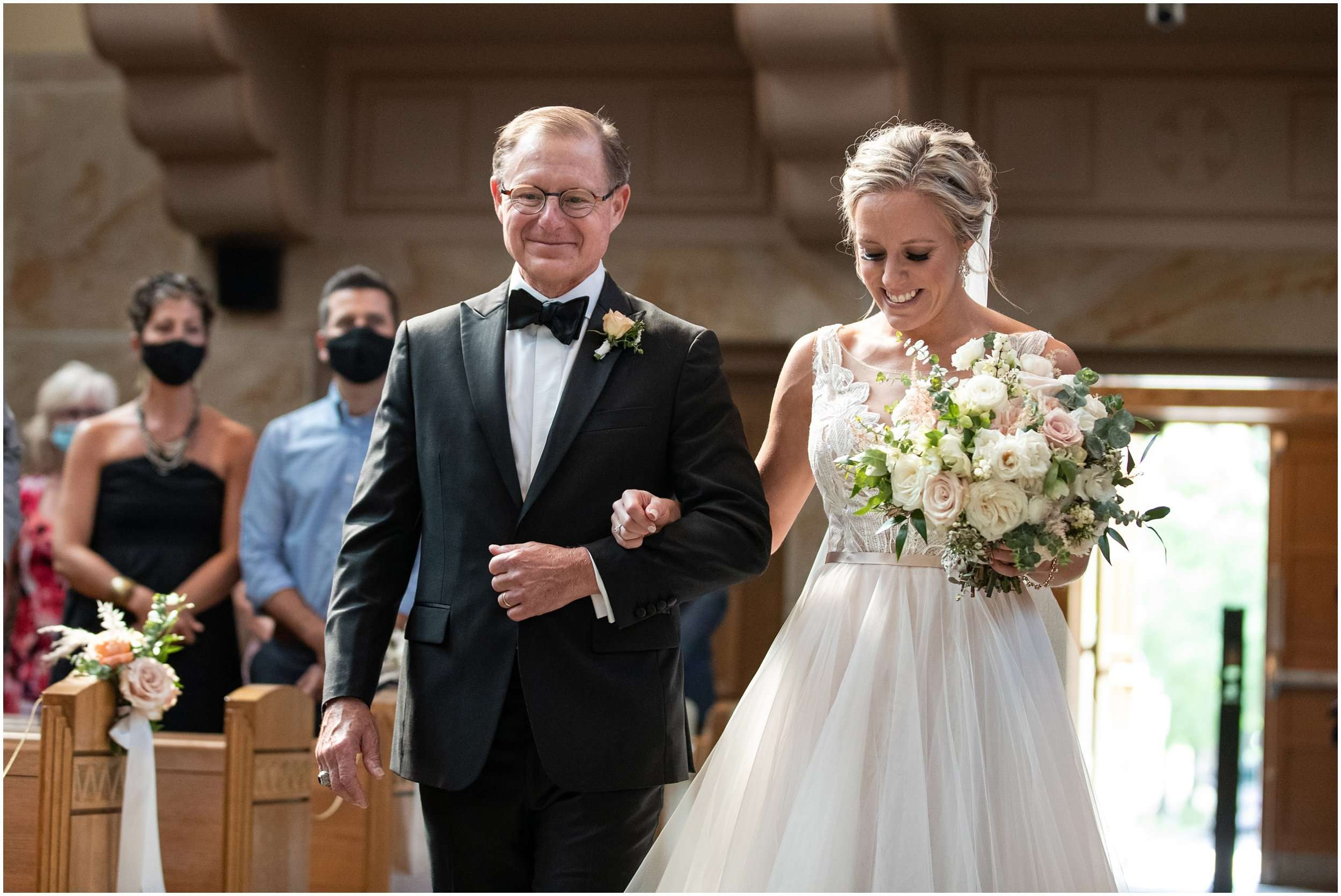 Late Summer Wedding at The Fives Columbus 54