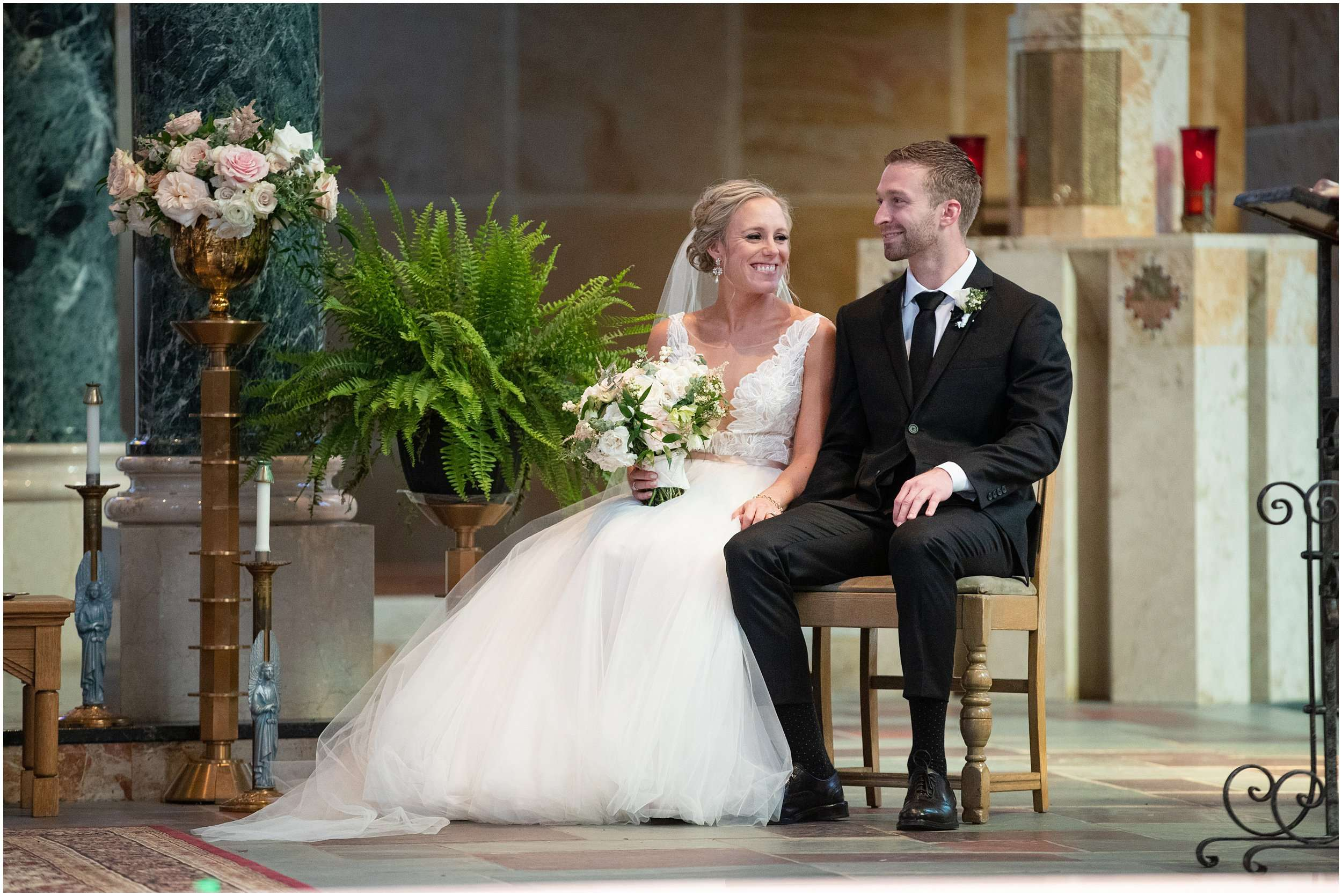 Late Summer Wedding at The Fives Columbus 58