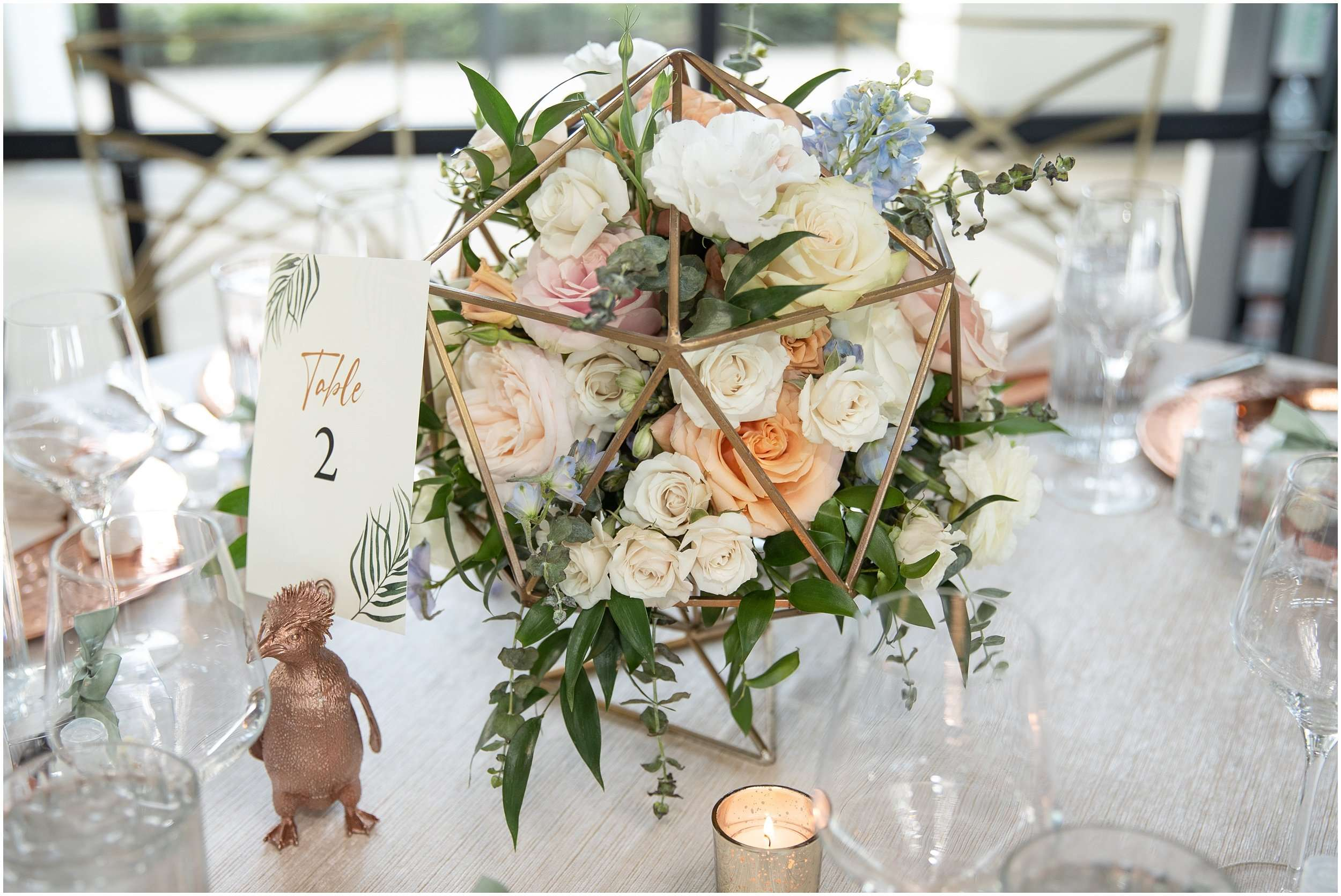 Late Summer Wedding at The Fives Columbus 126