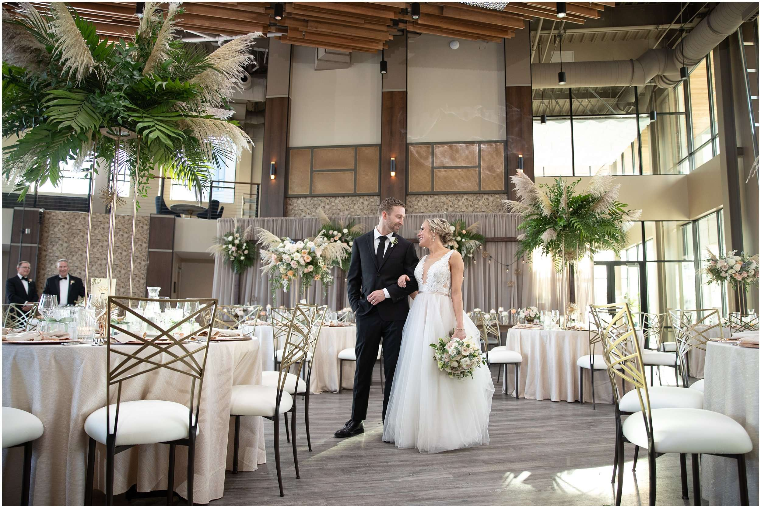 Late Summer Wedding at The Fives Columbus 166