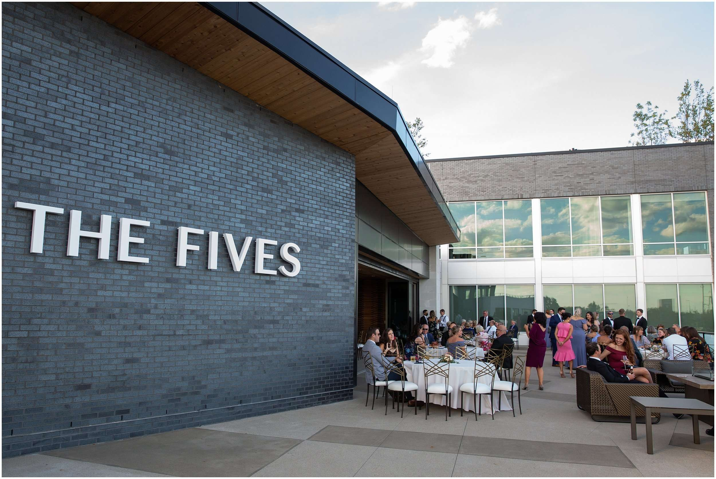 Late Summer Wedding at The Fives Columbus 170