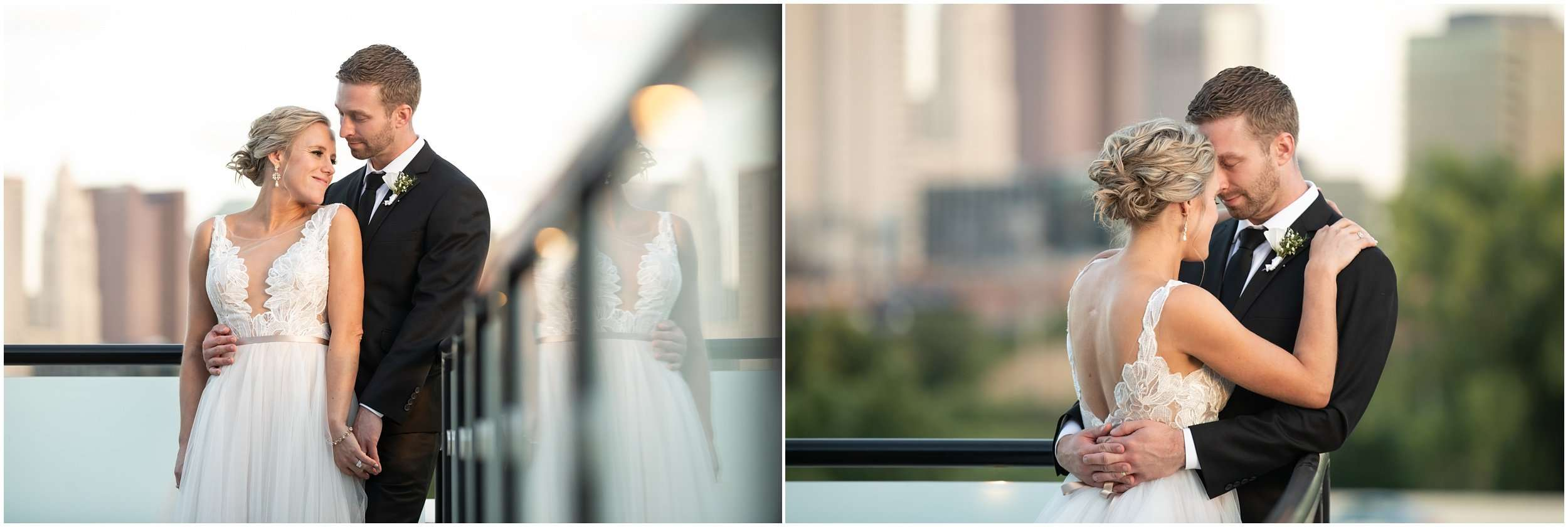 Late Summer Wedding at The Fives Columbus 178